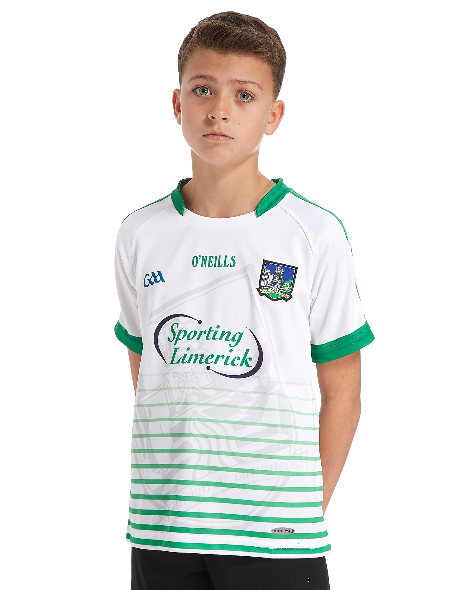 O'Neills Limerick 2017/18 Away Shirt