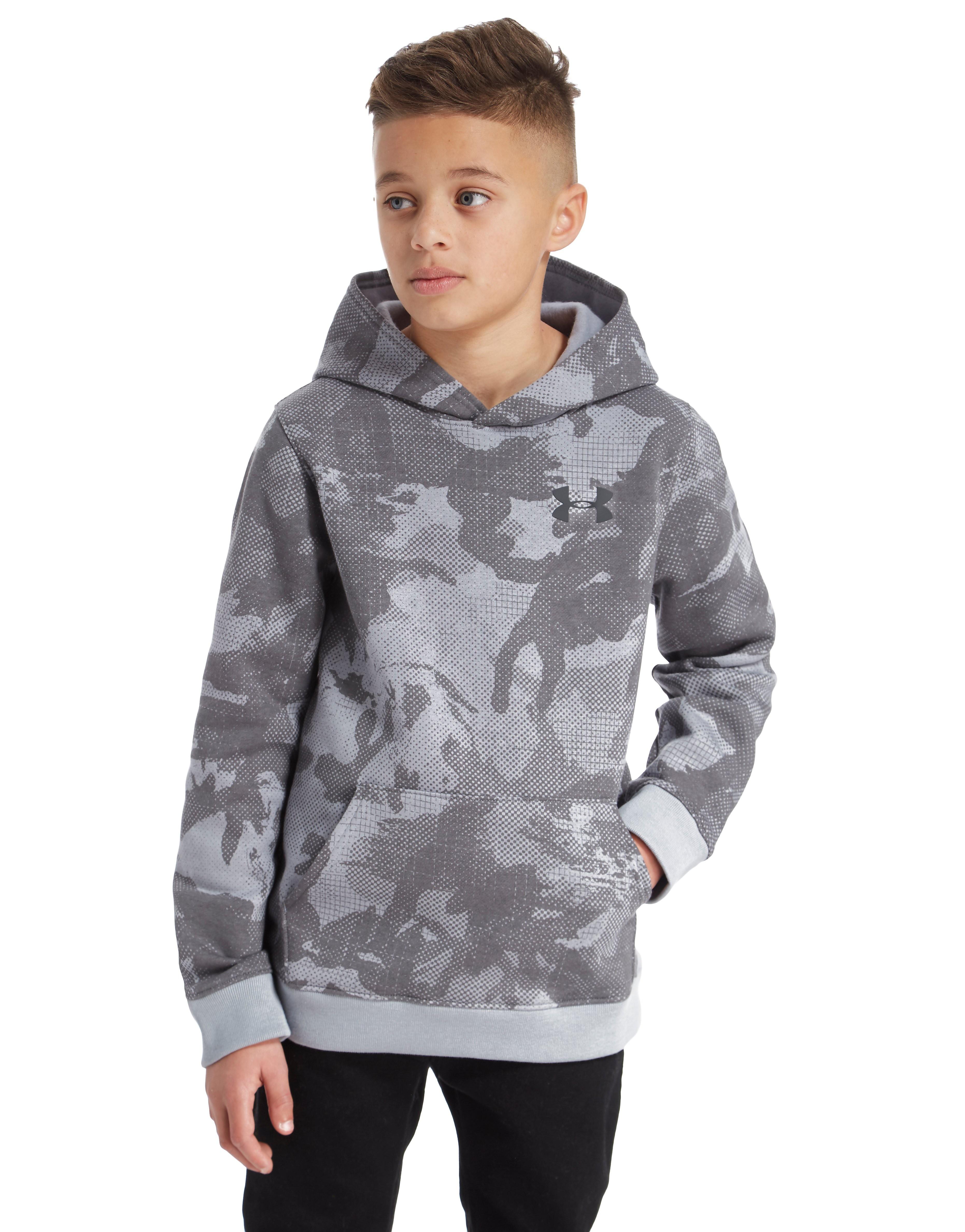 Under Armour Titan Fleece Printed Hoody Junior