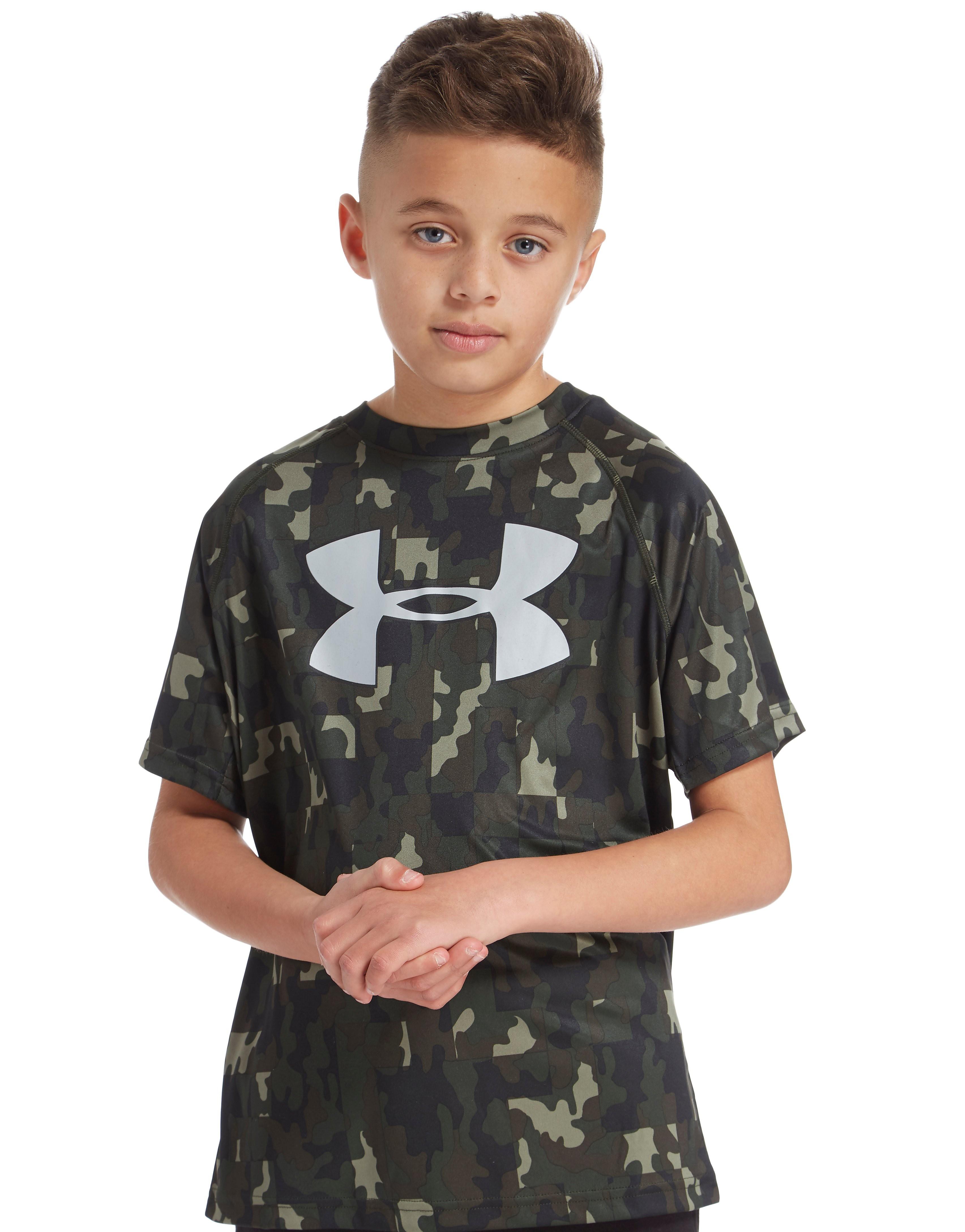 Under Armour Big Logo Print T-Shirt Junior