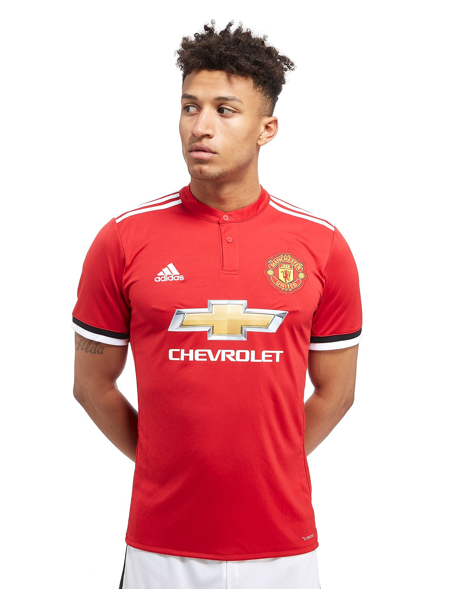 adidas Manchester United 2017/18 Home Shirt