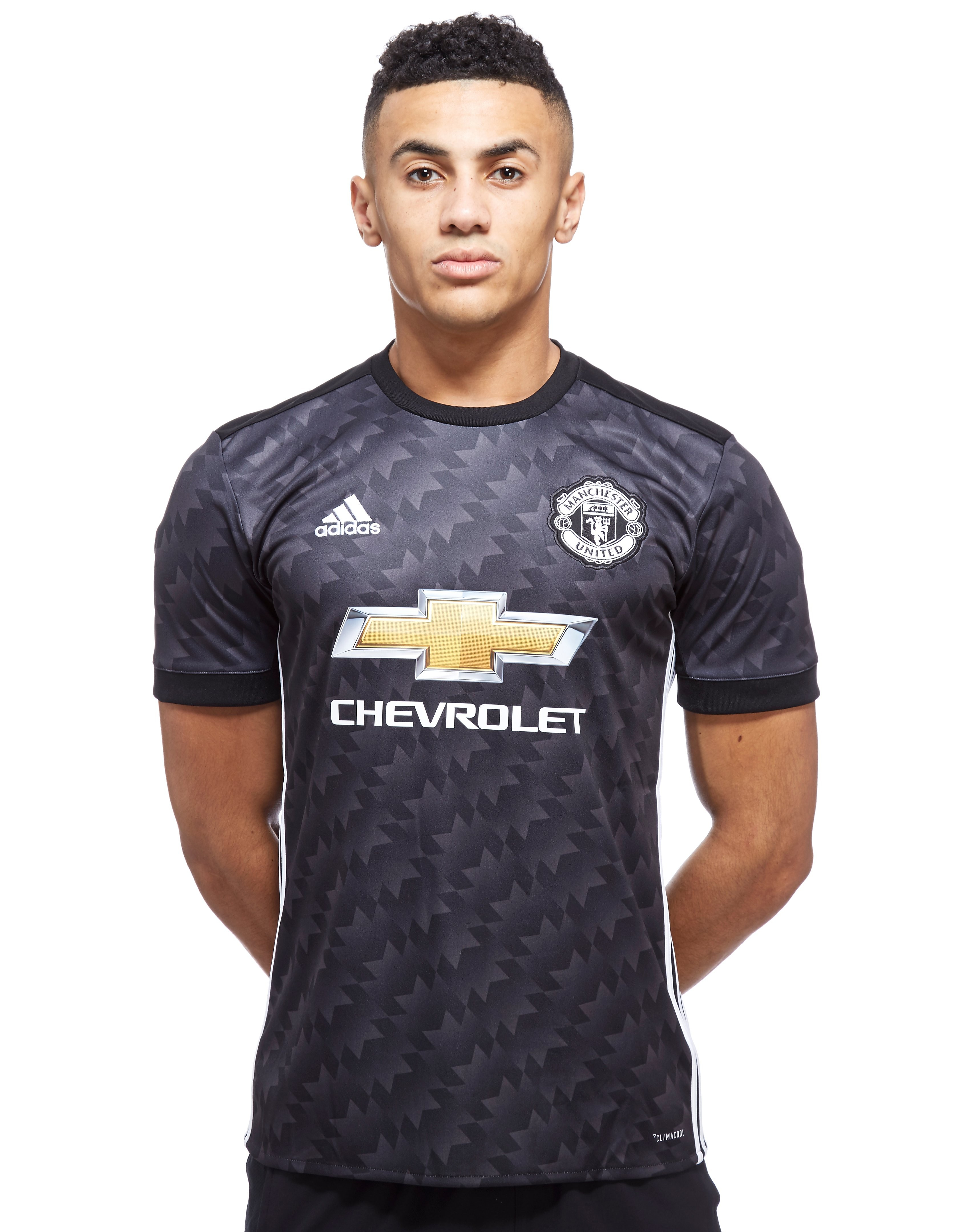adidas Manchester United FC 2017 Away Shirt