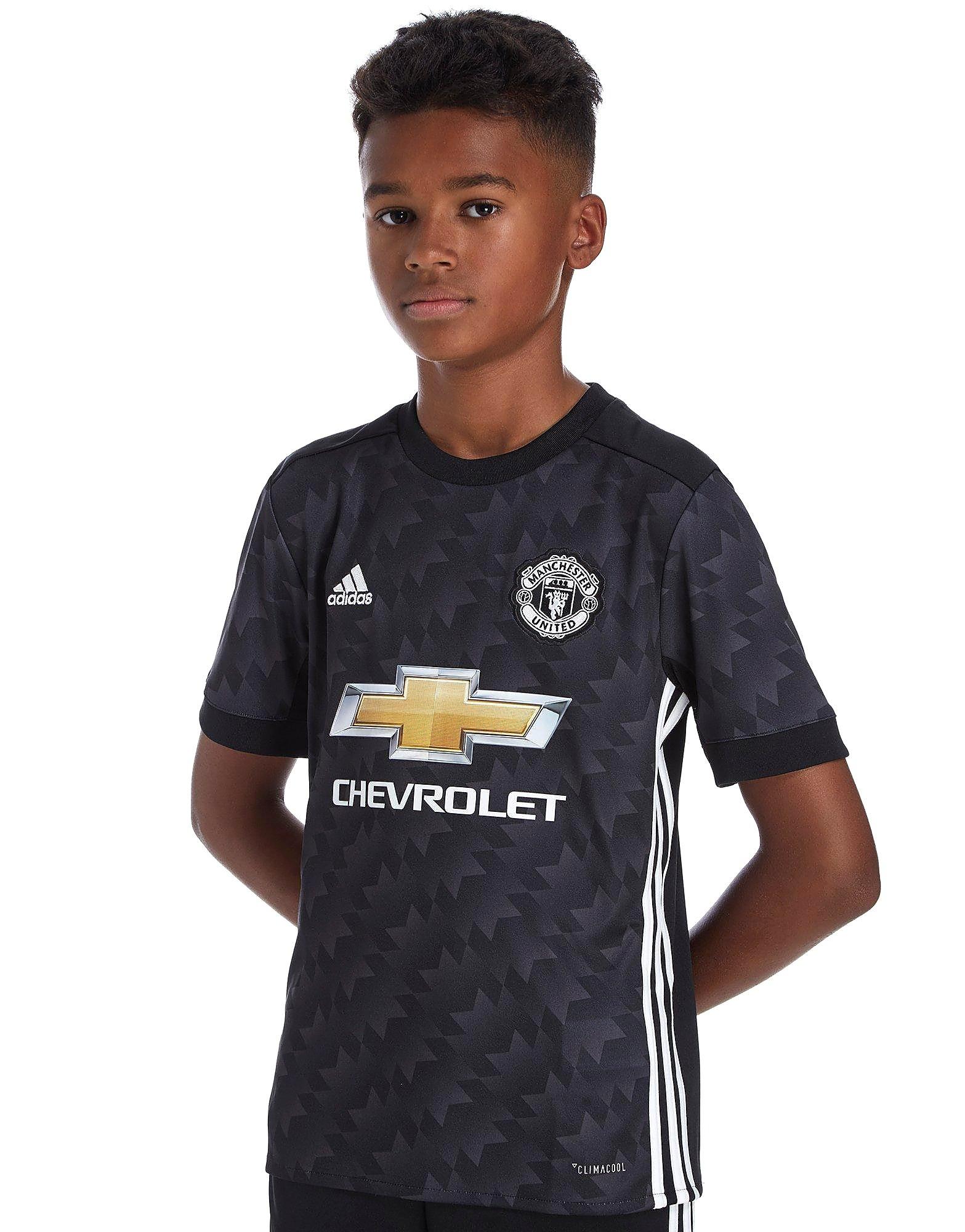 adidas camiseta Manchester United FC 2017 2.ª equipación júnior