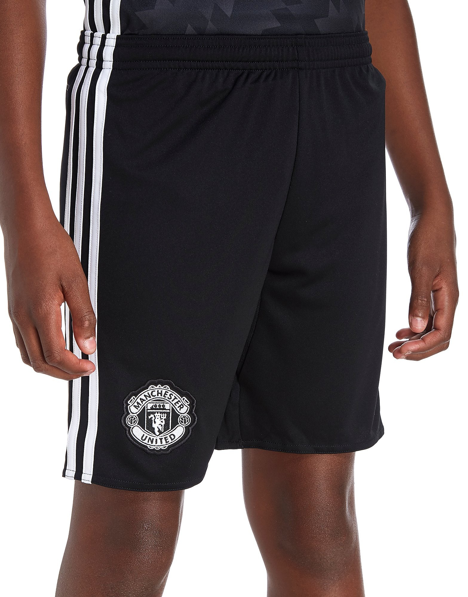 adidas Manchester United FC 2017 Away Shorts Junior