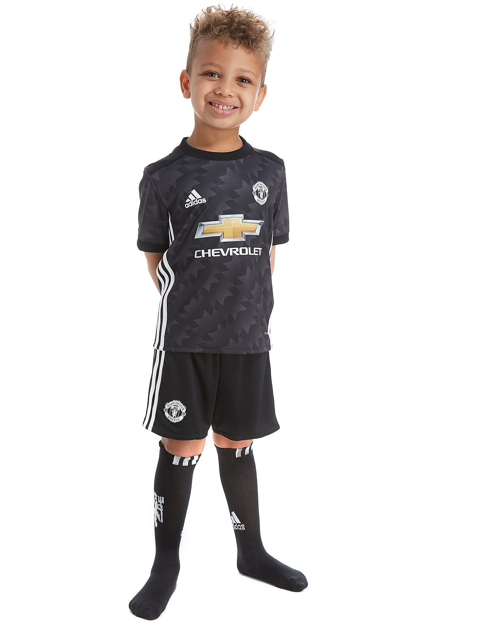adidas Manchester United FC 2017 Away Kit Childen