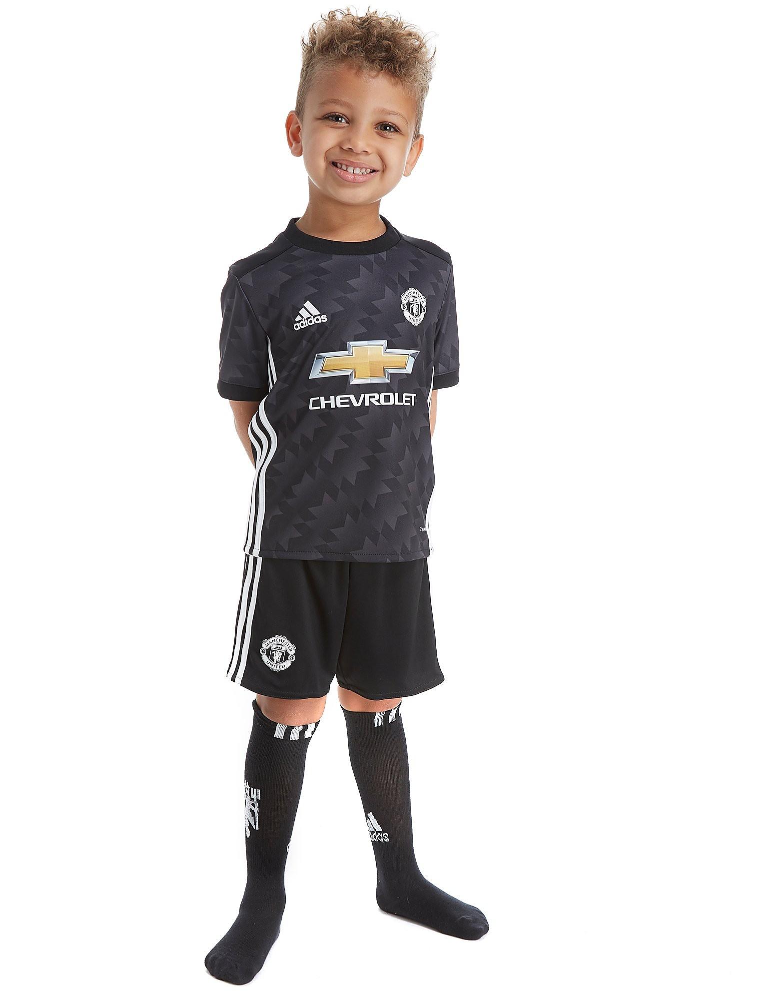 Image de adidas Ensemble Manchester United FC 2017 Enfant PRE ORDER - Black, Black