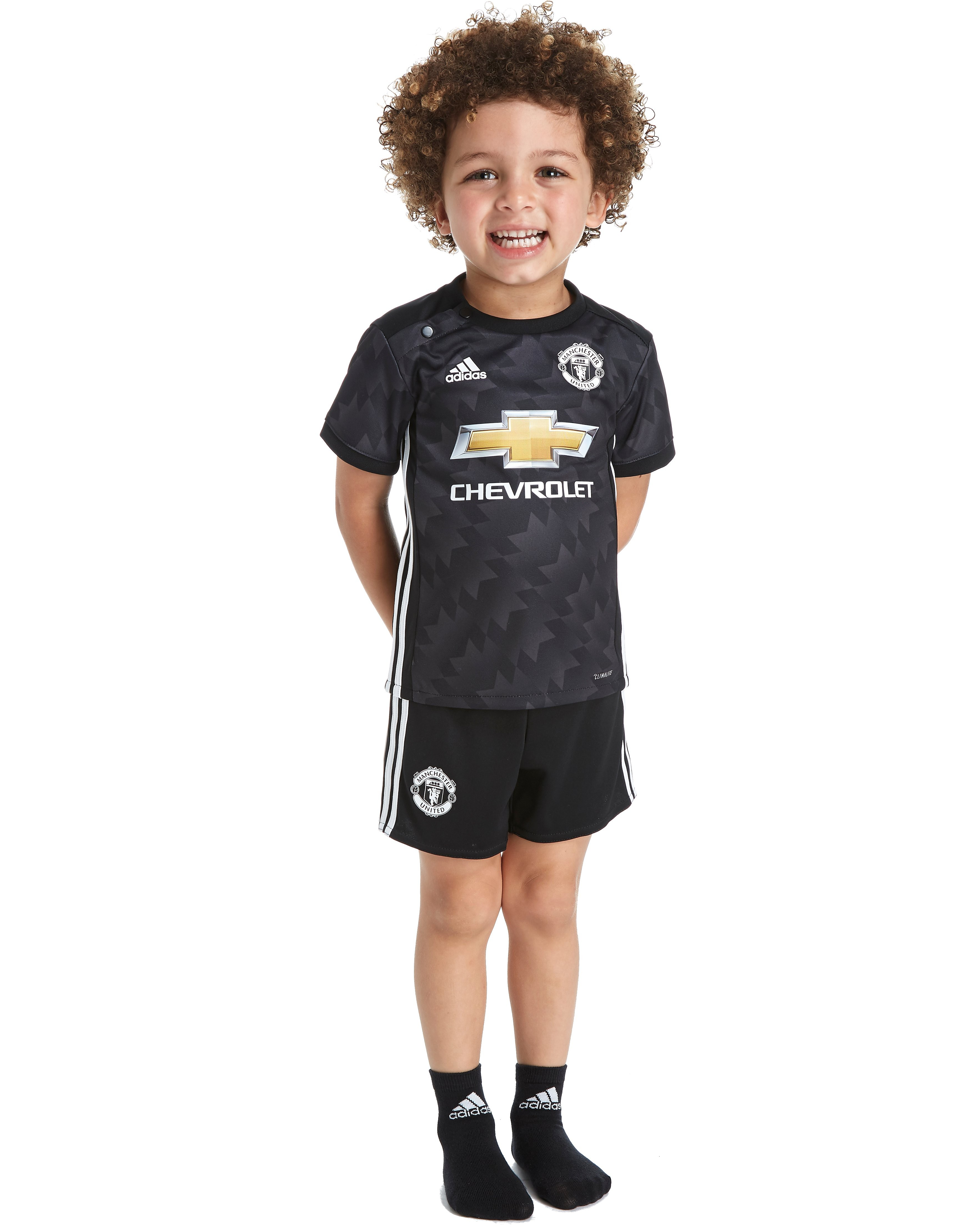 adidas Manchester United FC 2017 Away Kit Infant