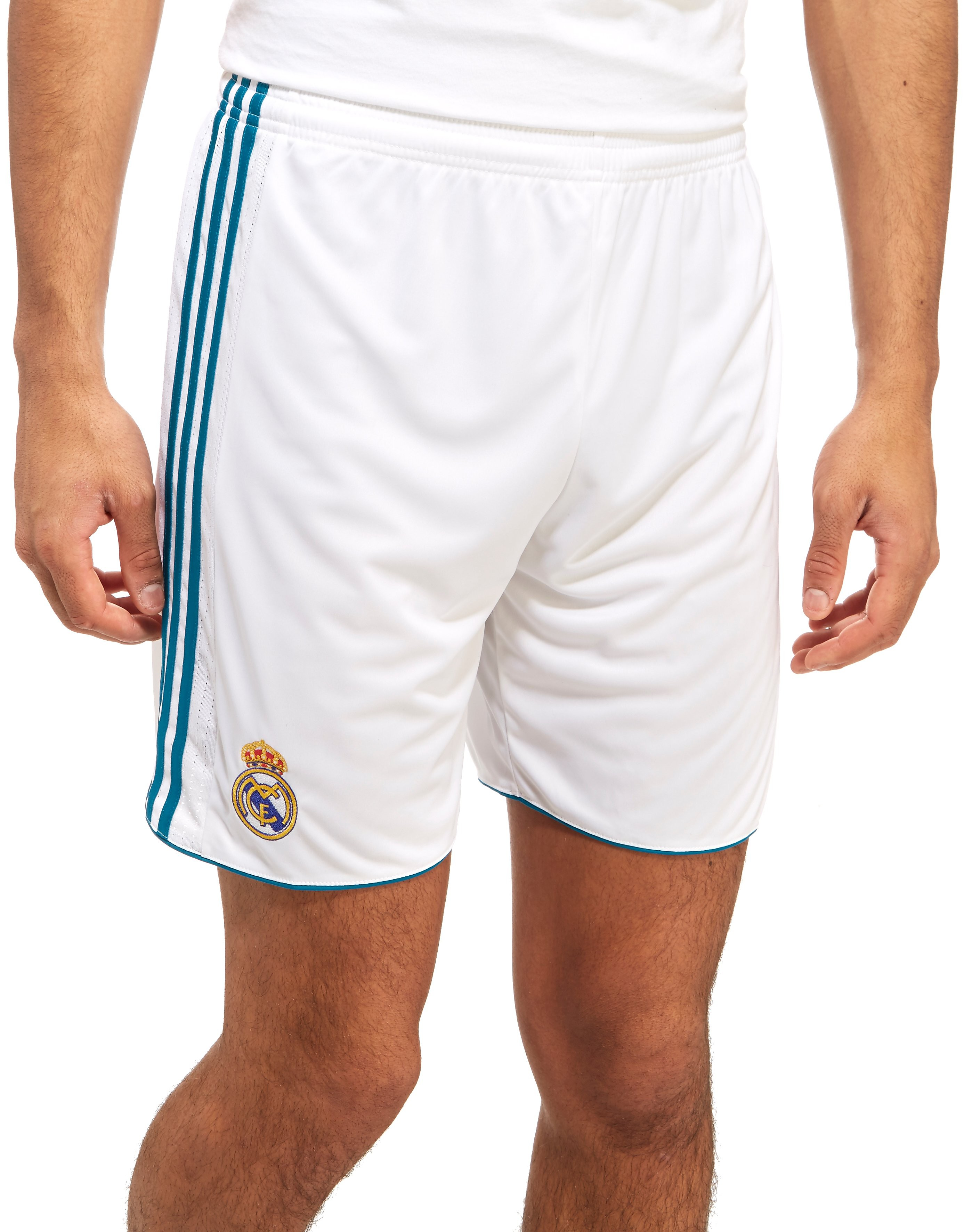 adidas Real Madrid 2017/18 Home Shorts