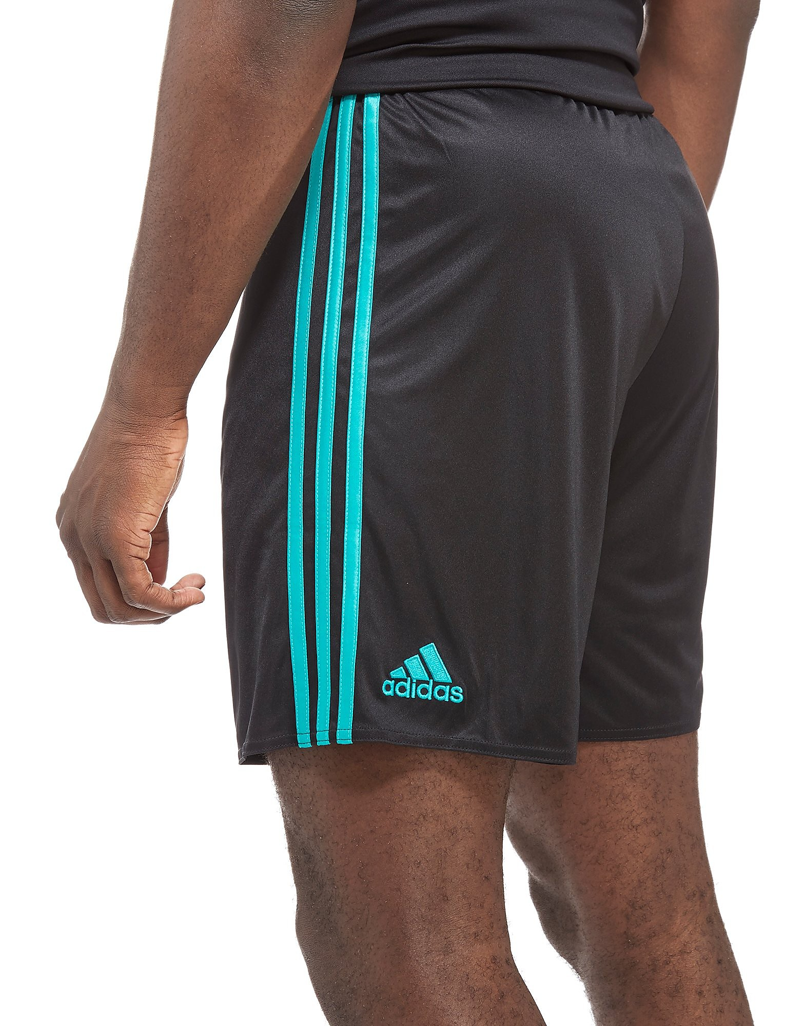 adidas Real Madrid 2017/18 Away Shorts