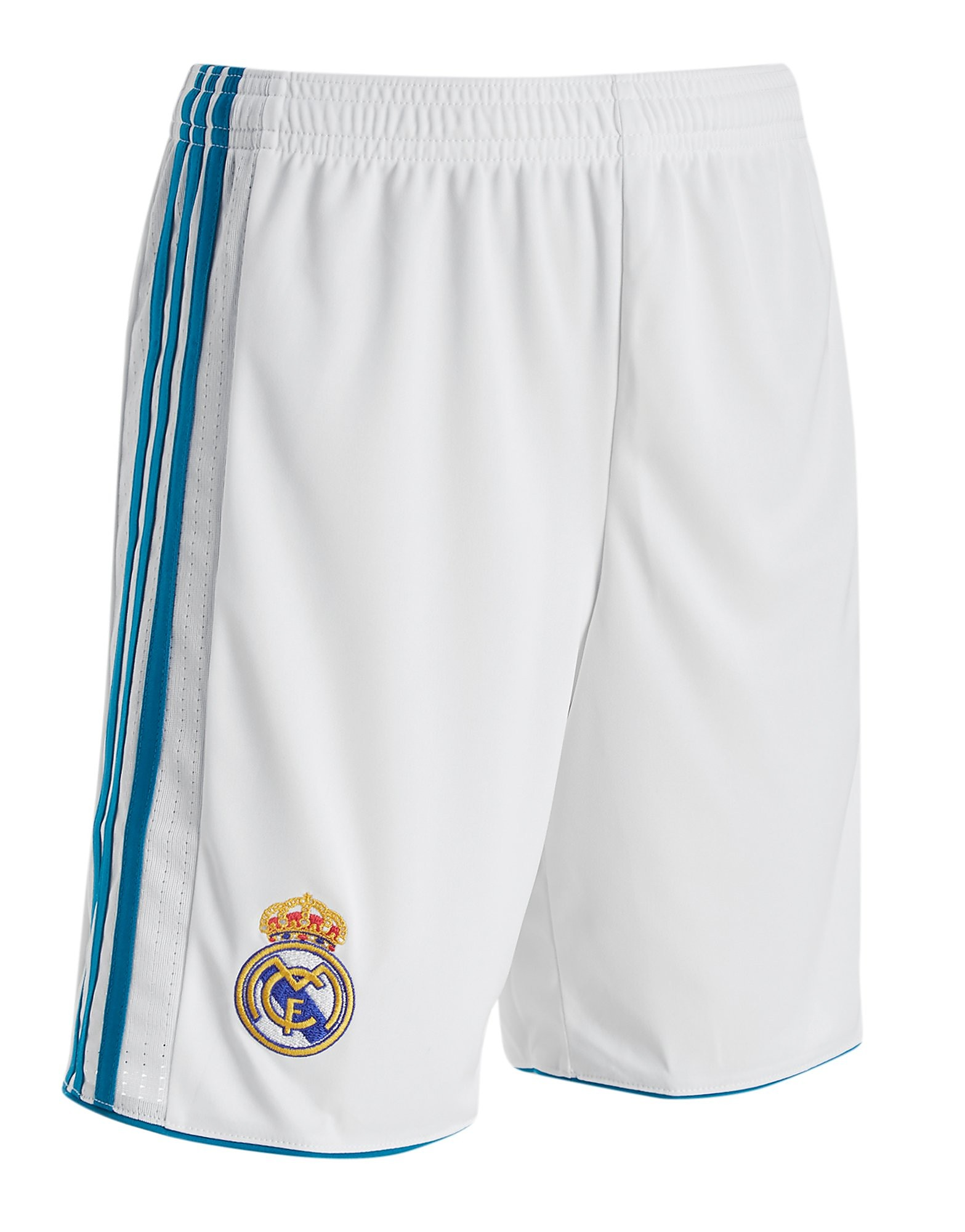 adidas Short Real Madrid 2017/18 Domicile Junior PRE COMMANDE