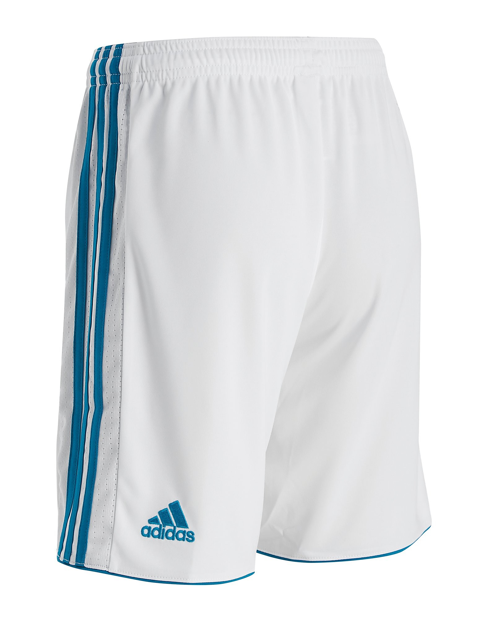 adidas Real Madrid 2017/18 Home Shorts Junior
