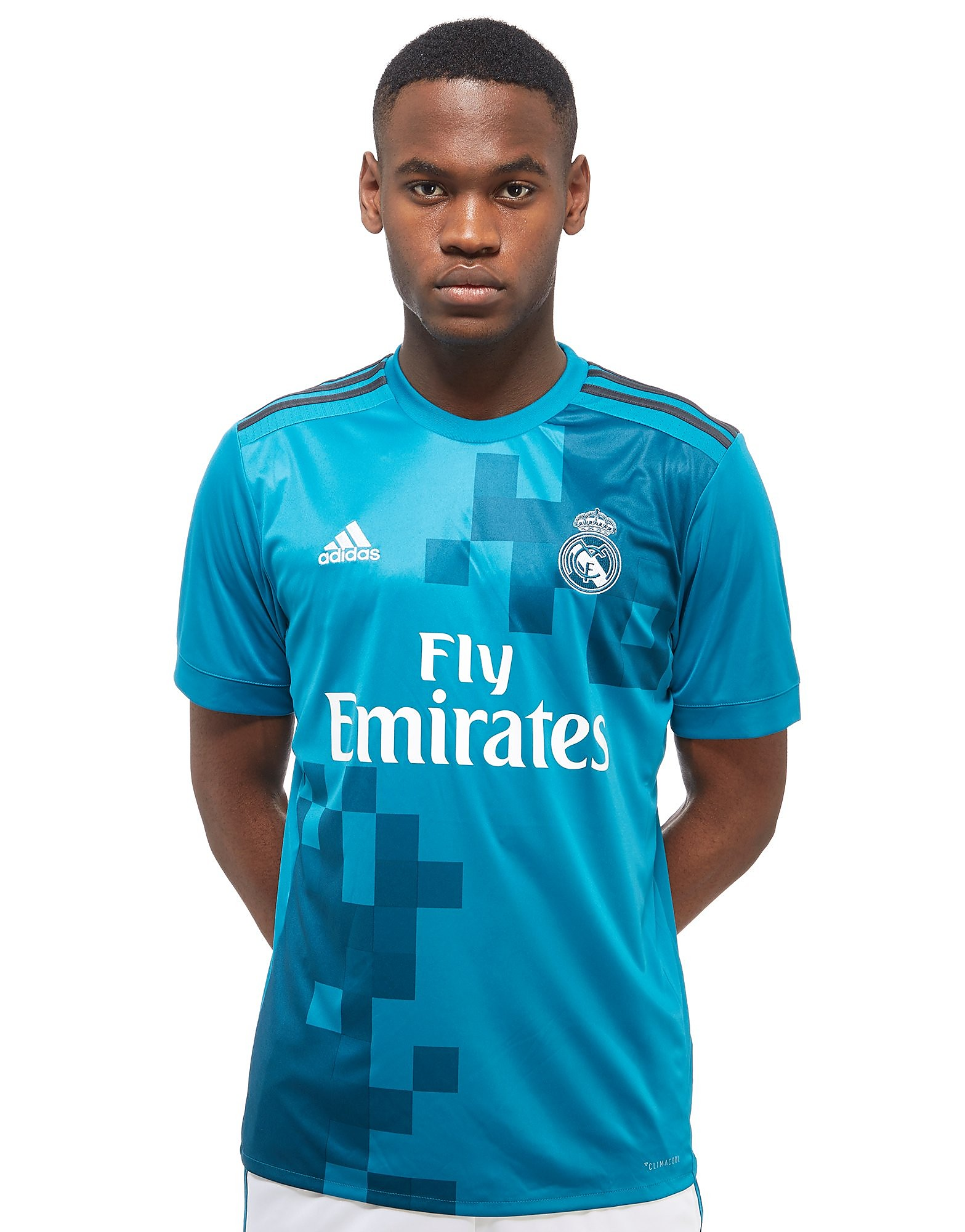 adidas Real Madrid 2017/18 Third Shirt