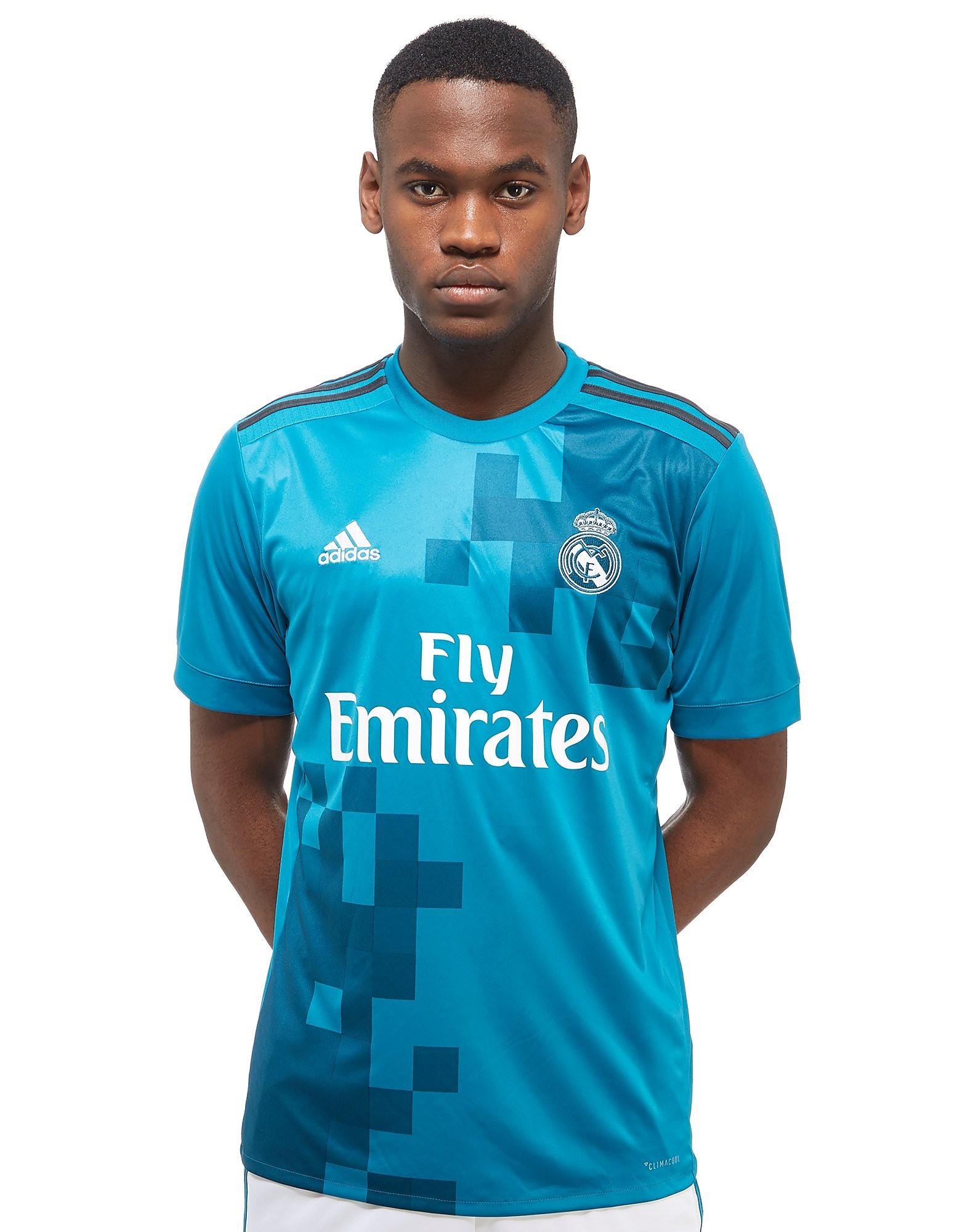 adidas camiseta Real Madrid 2017/18 3.ª equipación