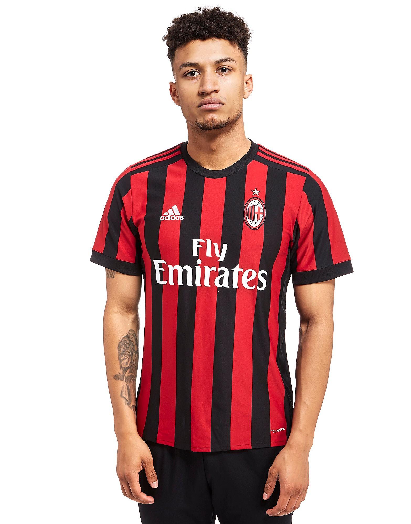 adidas AC Milan 2017/18 Home Shirt