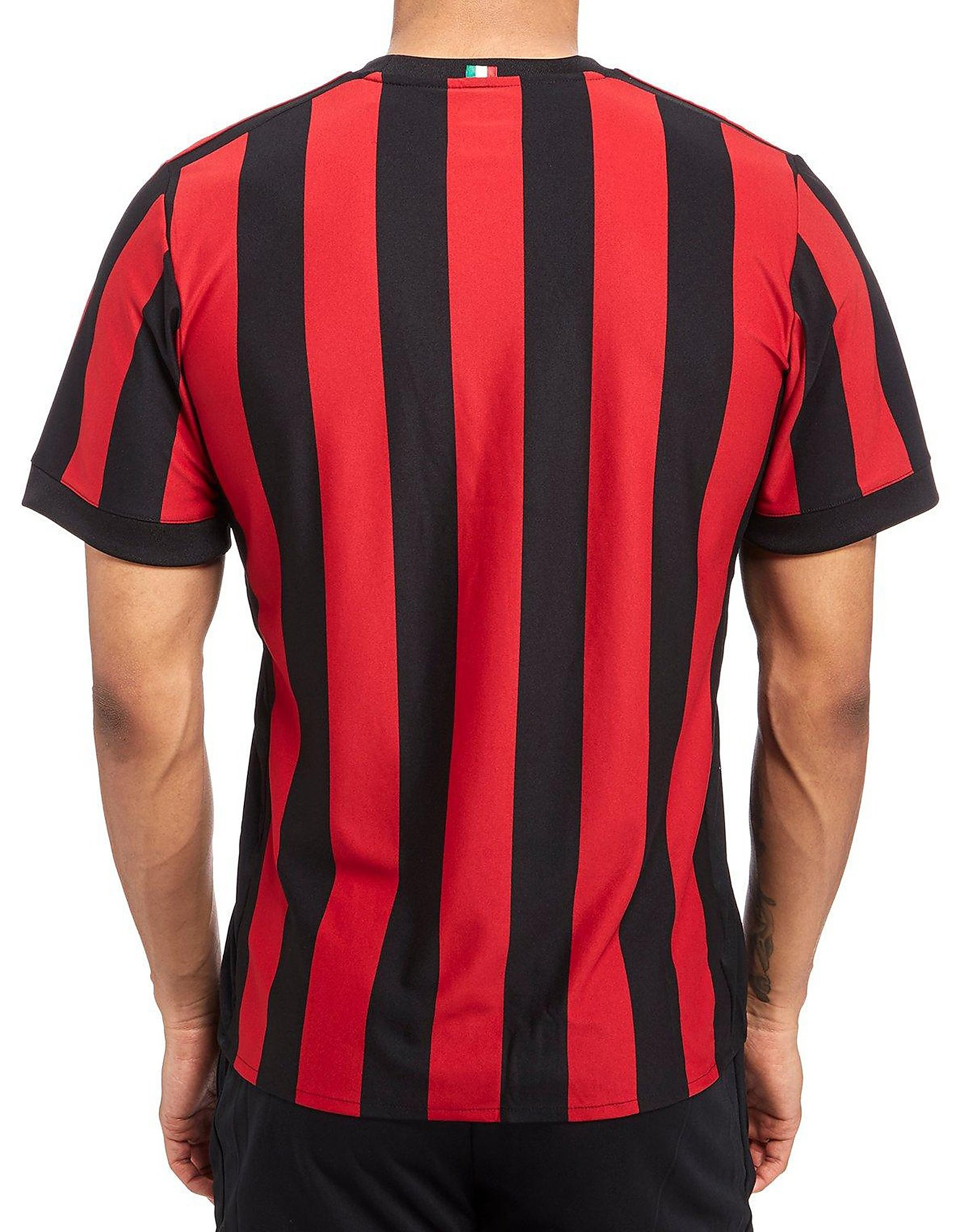 adidas AC Milan 2017/18 Home Shirt PRE ORDER
