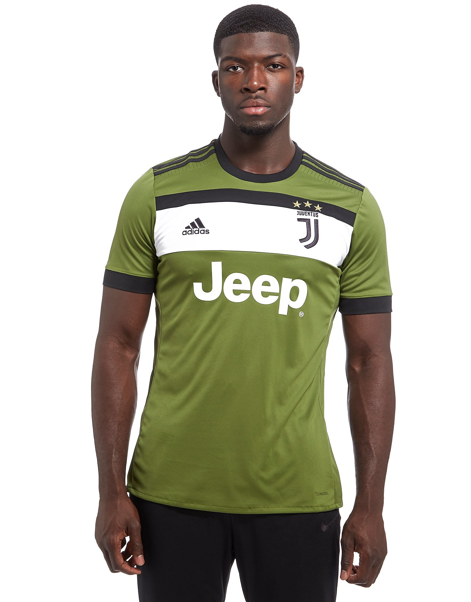 adidas Juventus 2017/18 Terza Maglia