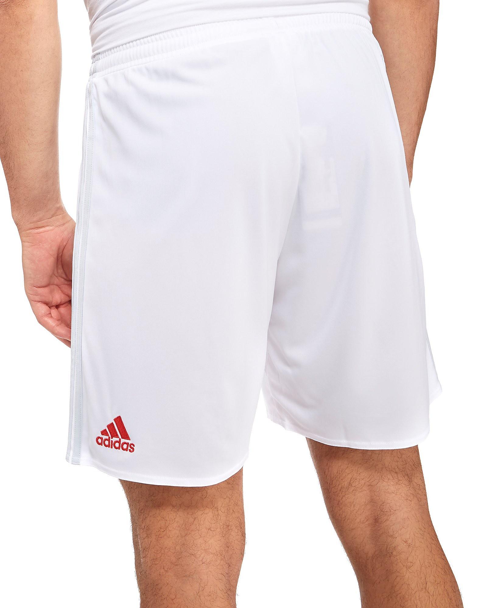 adidas Olympique Lyon 2017/18 Home Shorts