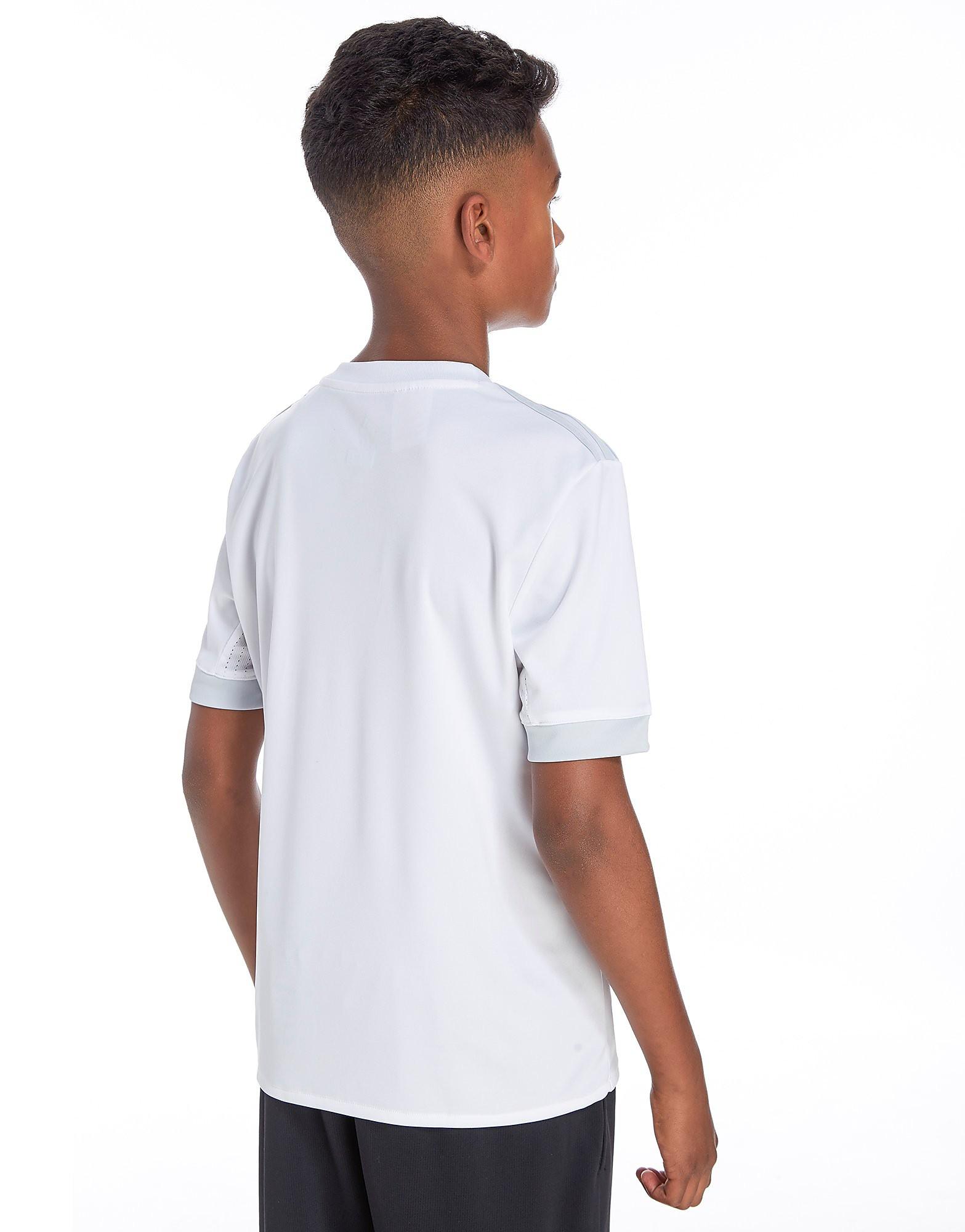 adidas Olympique Lyon 2017/18 Home Shirt Junior