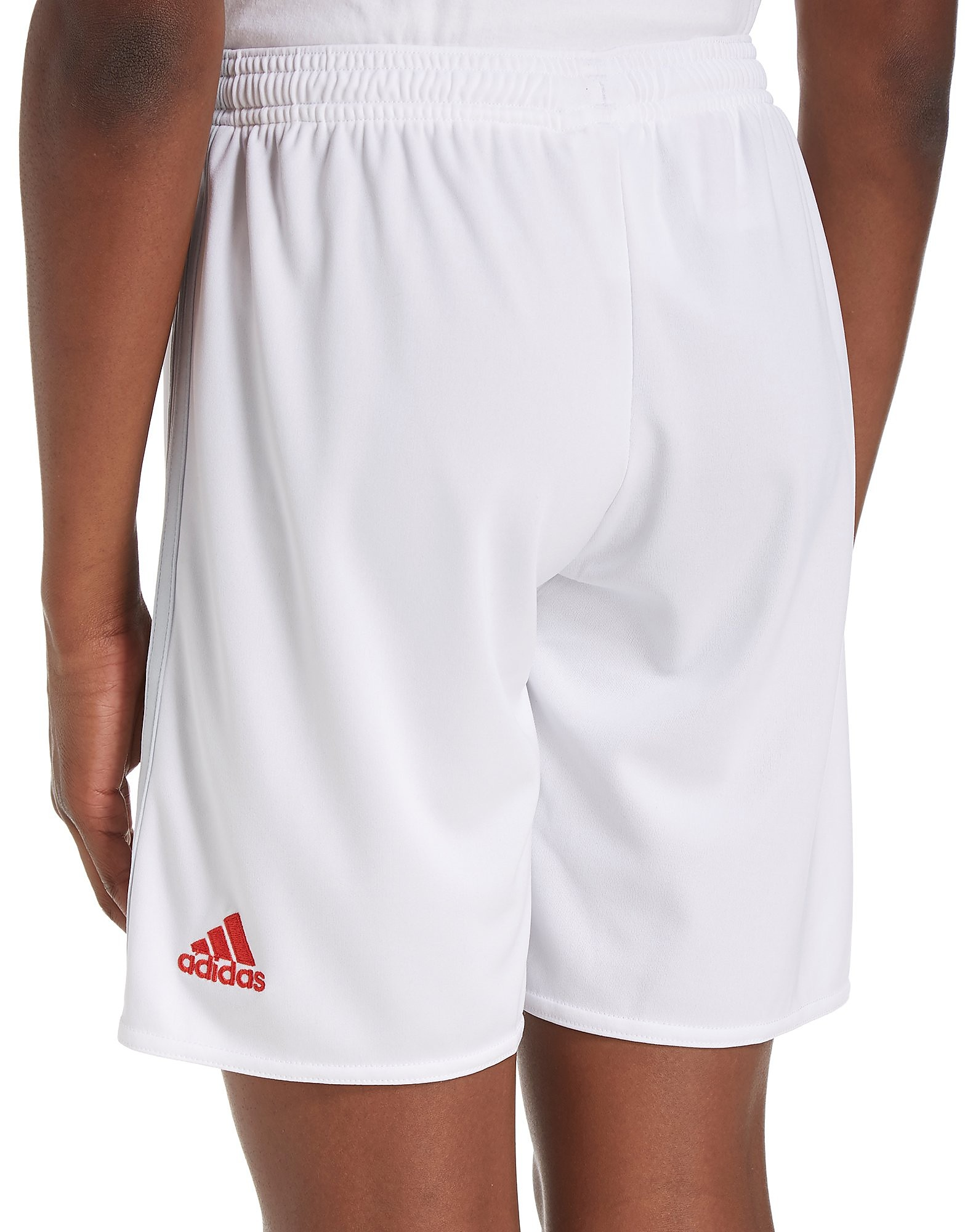 adidas Olympique Lyon 2017/18 Home Shorts Junior