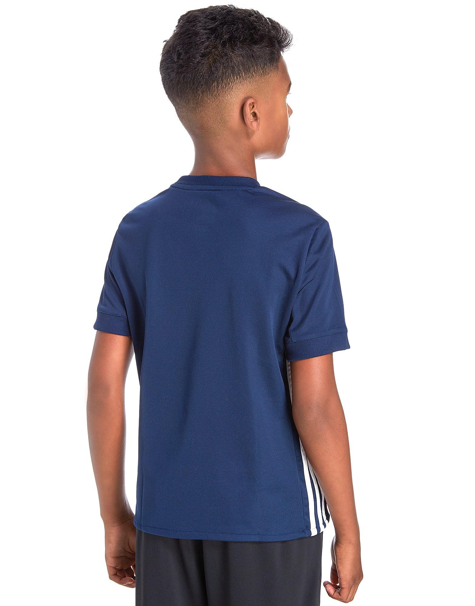 adidas Olympique Lyon 2017/18 Away Shirt Junior