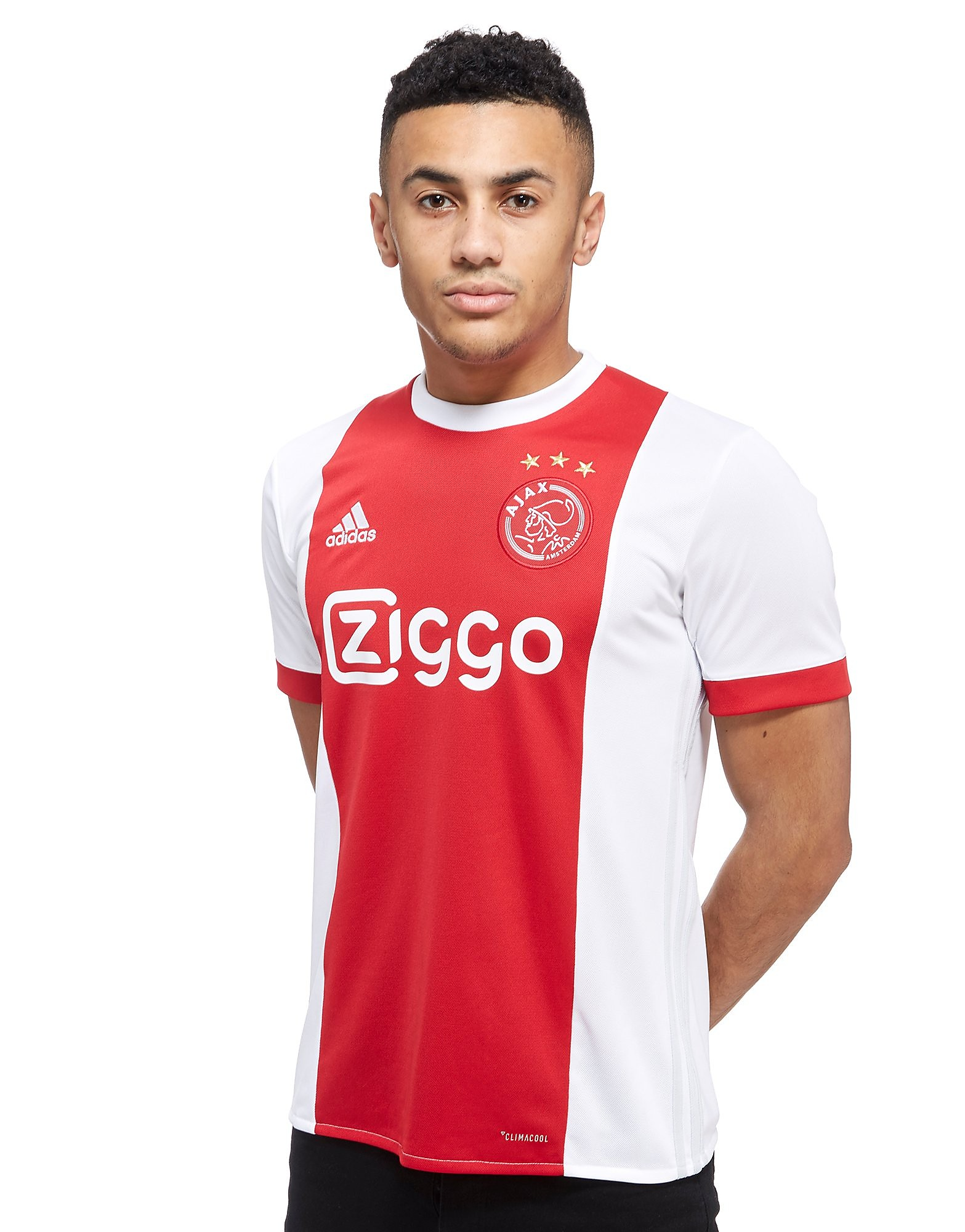 adidas Ajax 2017/18 Home Shirt