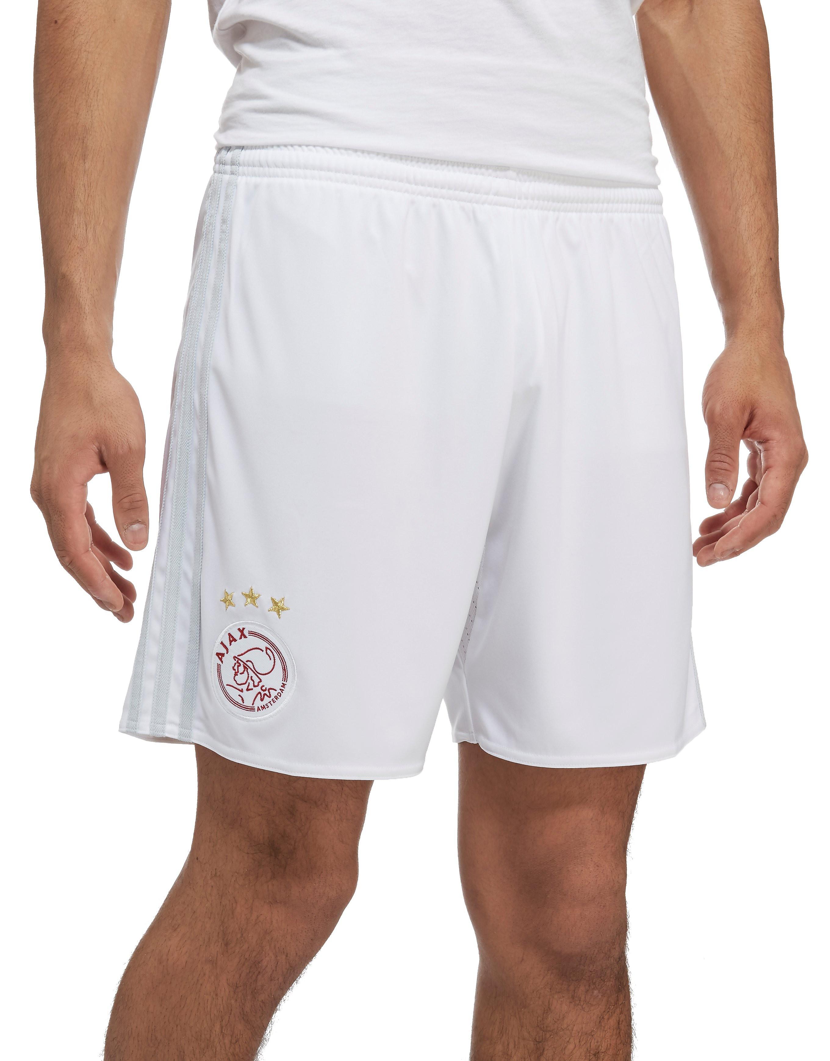adidas Ajax 2017/18 Home Shorts