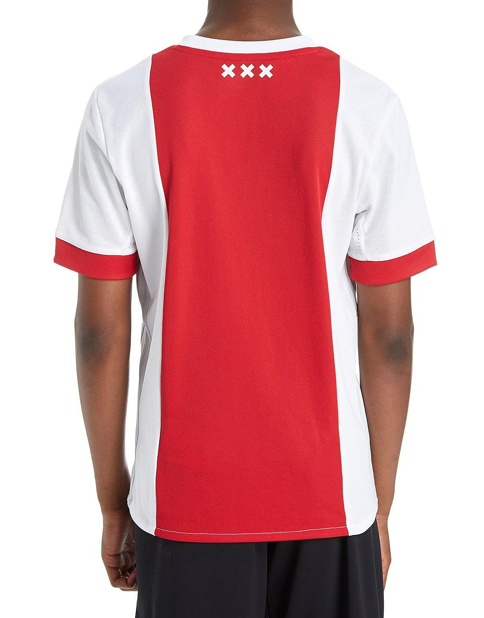 adidas Ajax 2017/18 Home Shirt Junior