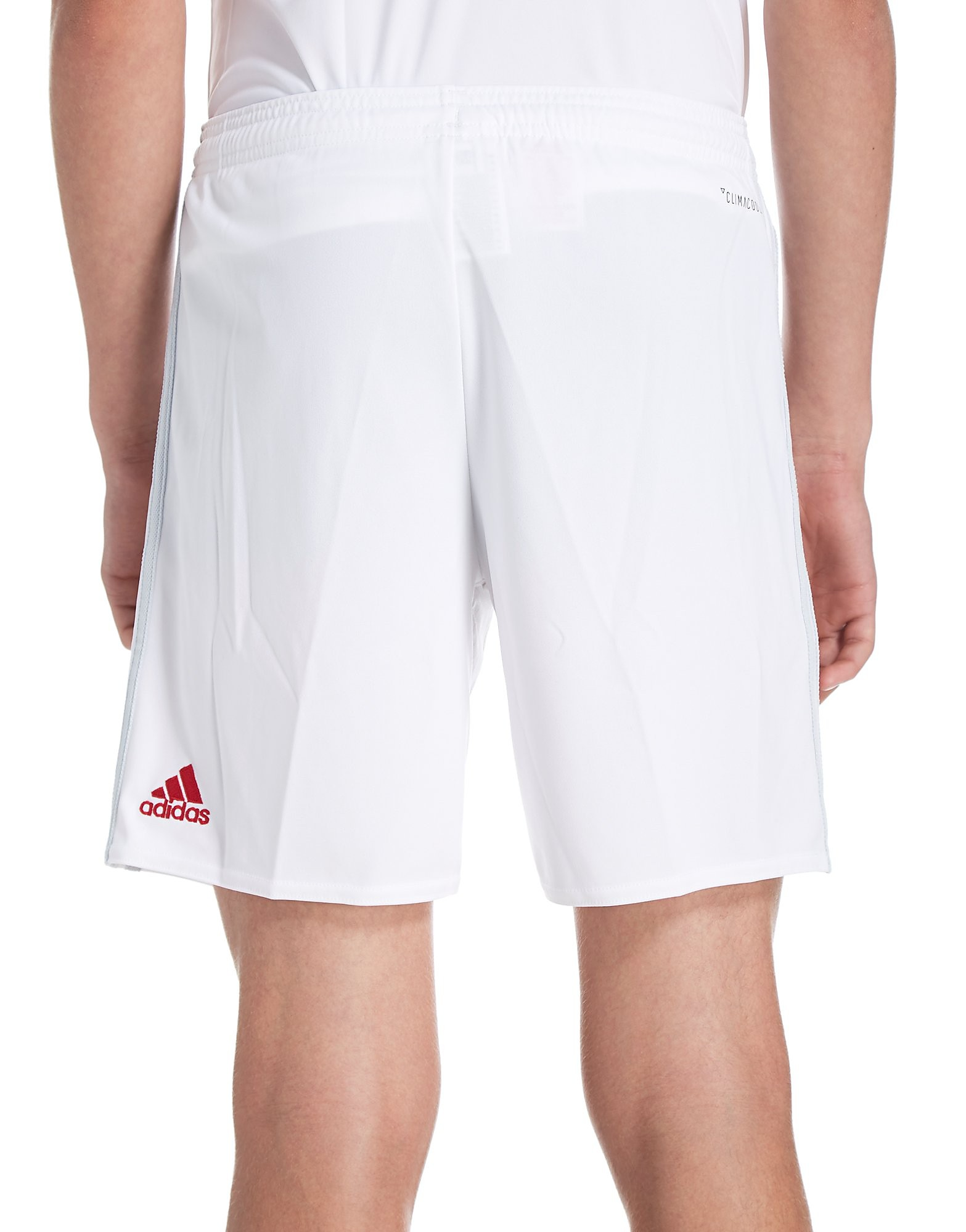 adidas Ajax 2017/18 Home Shorts Junior