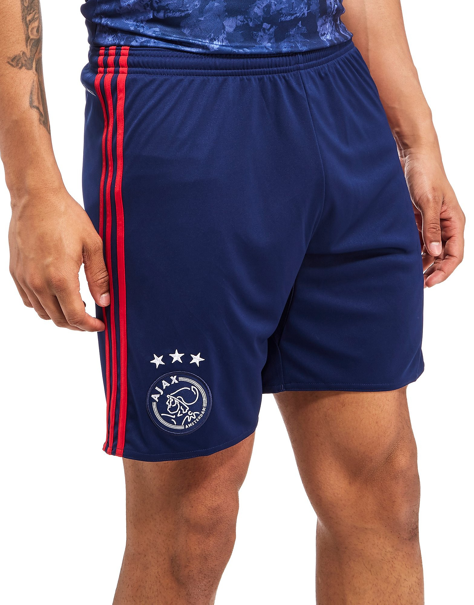 adidas Ajax 2017/18 Away Shorts