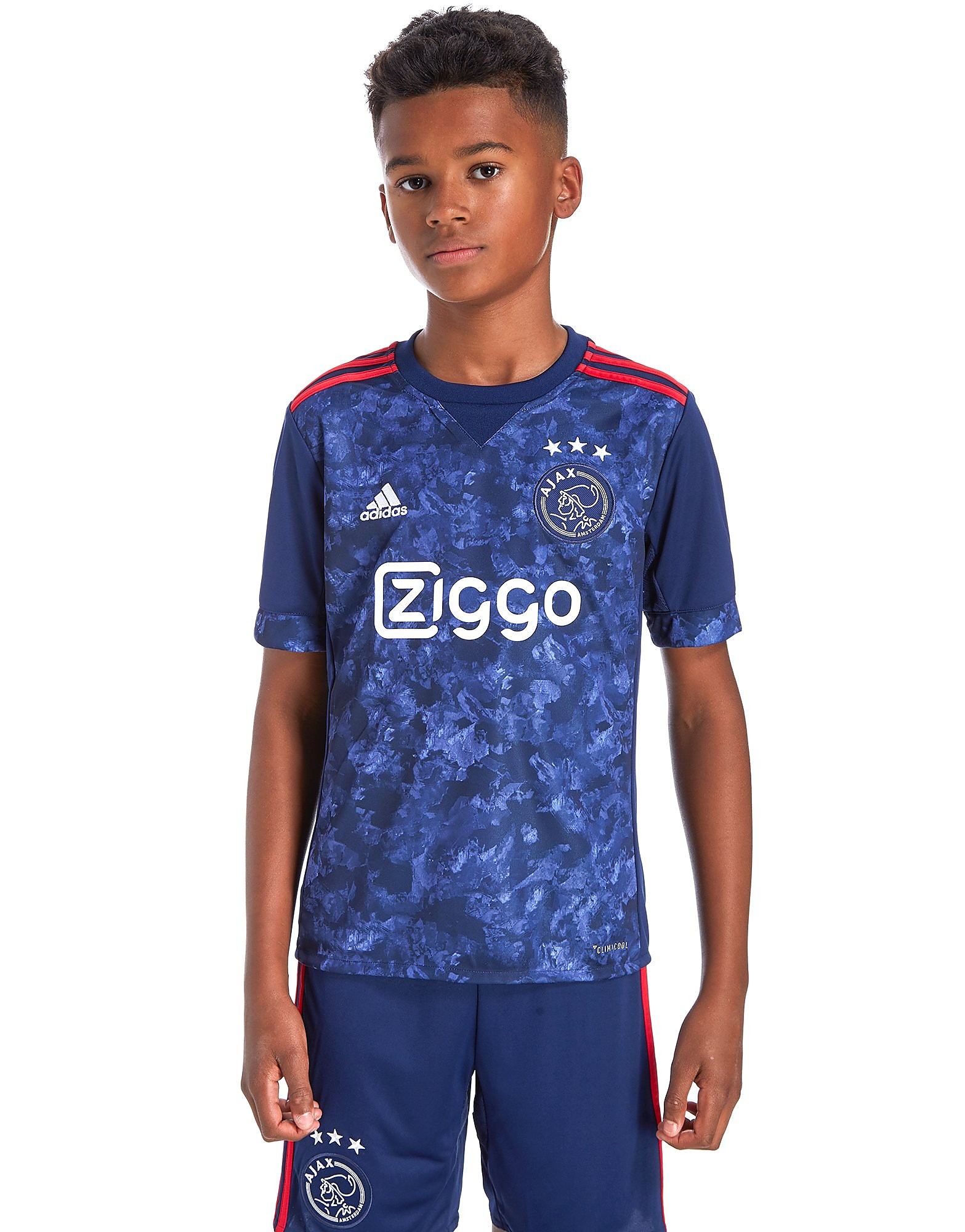 adidas Ajax 2017/18 Away Shirt Junior