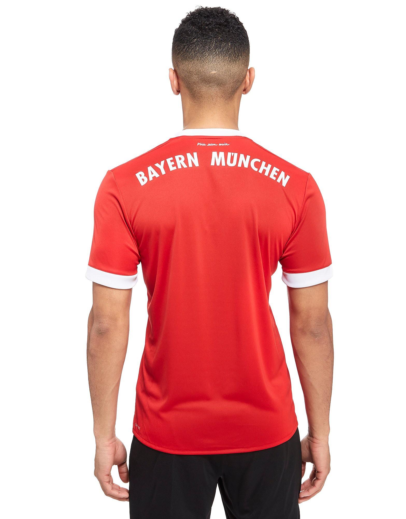 adidas FC Bayern Munich 2017/18 Home Shirt