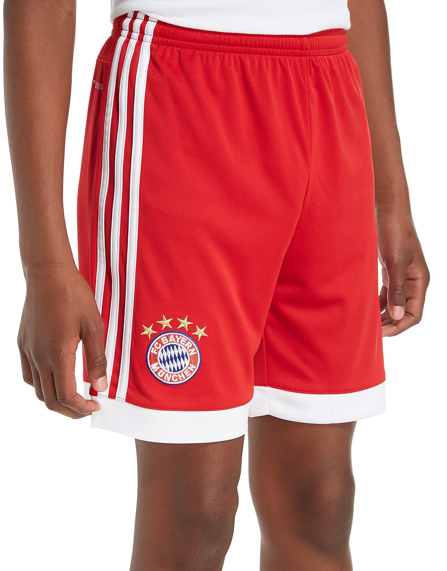 adidas FC Bayern Munich 2017/2018 Home Shorts Junior