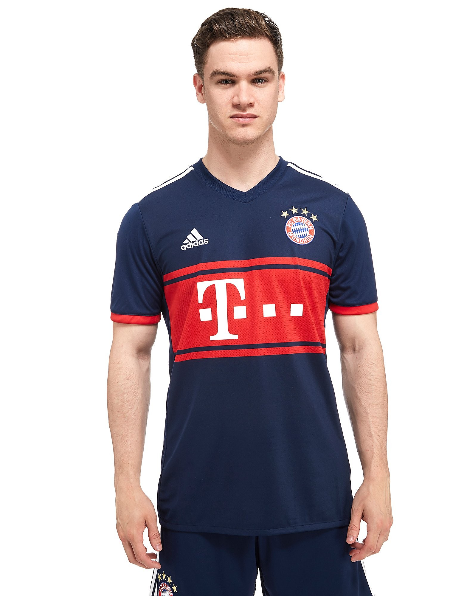 adidas FC Bayern Munich 2017/18 Away Shirt