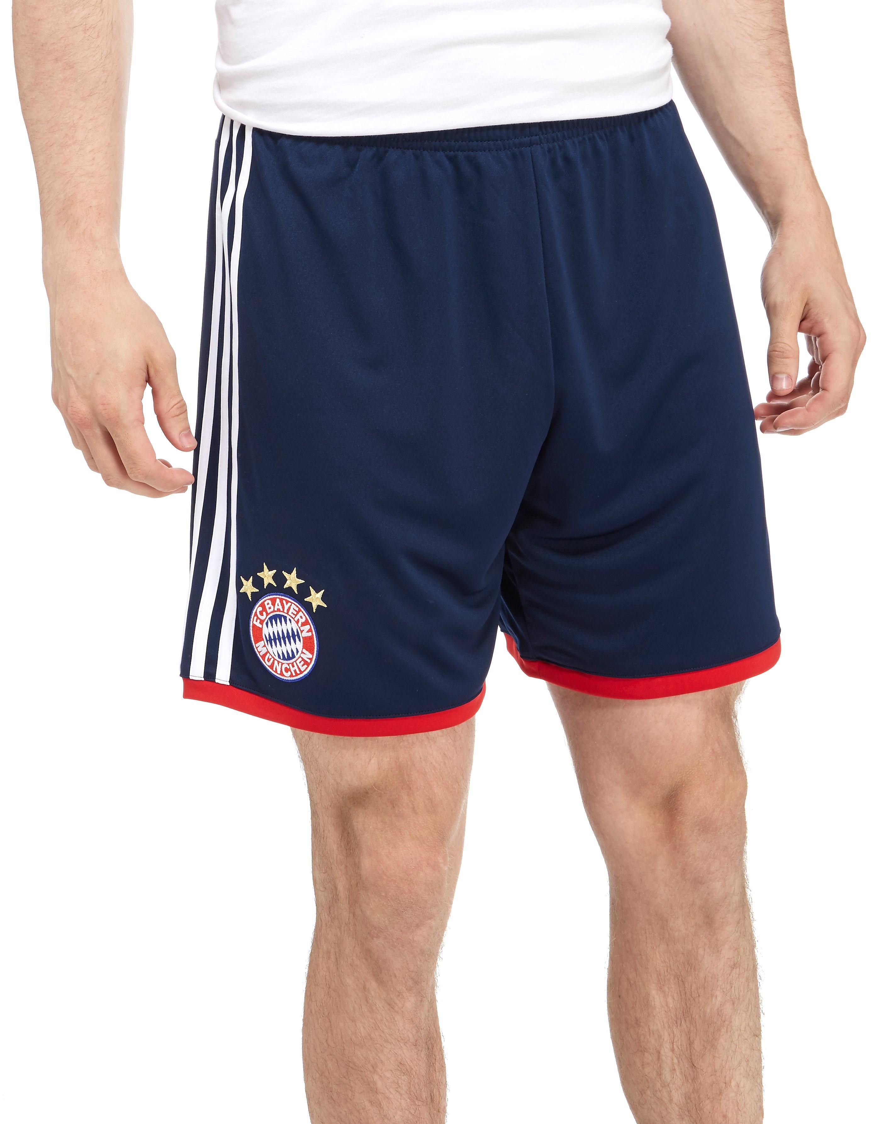 adidas FC Bayern Munich 2017/18 Away Shorts