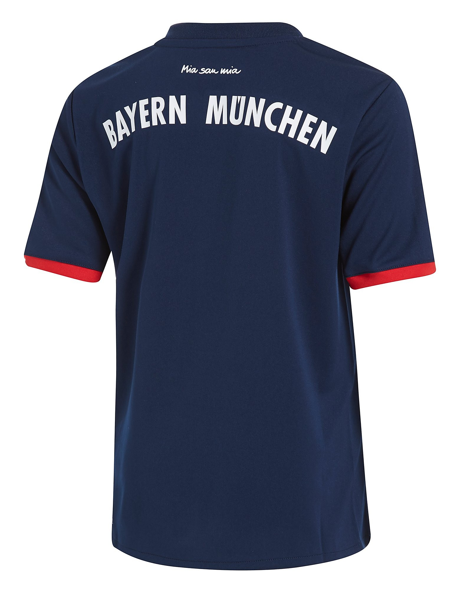 adidas FC Bayern Munich 2017/18 Away Shirt Junior