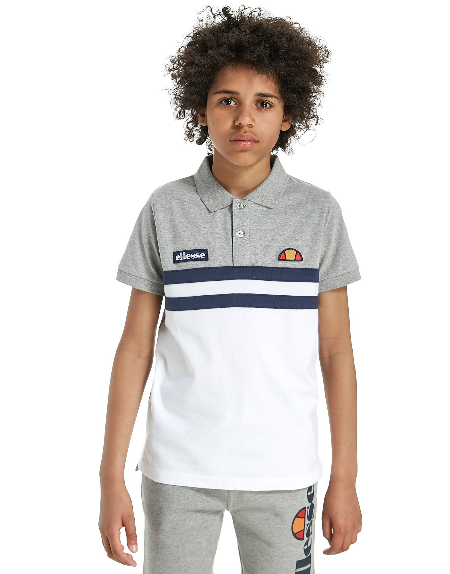 Ellesse Piovera Polo Shirt Junior