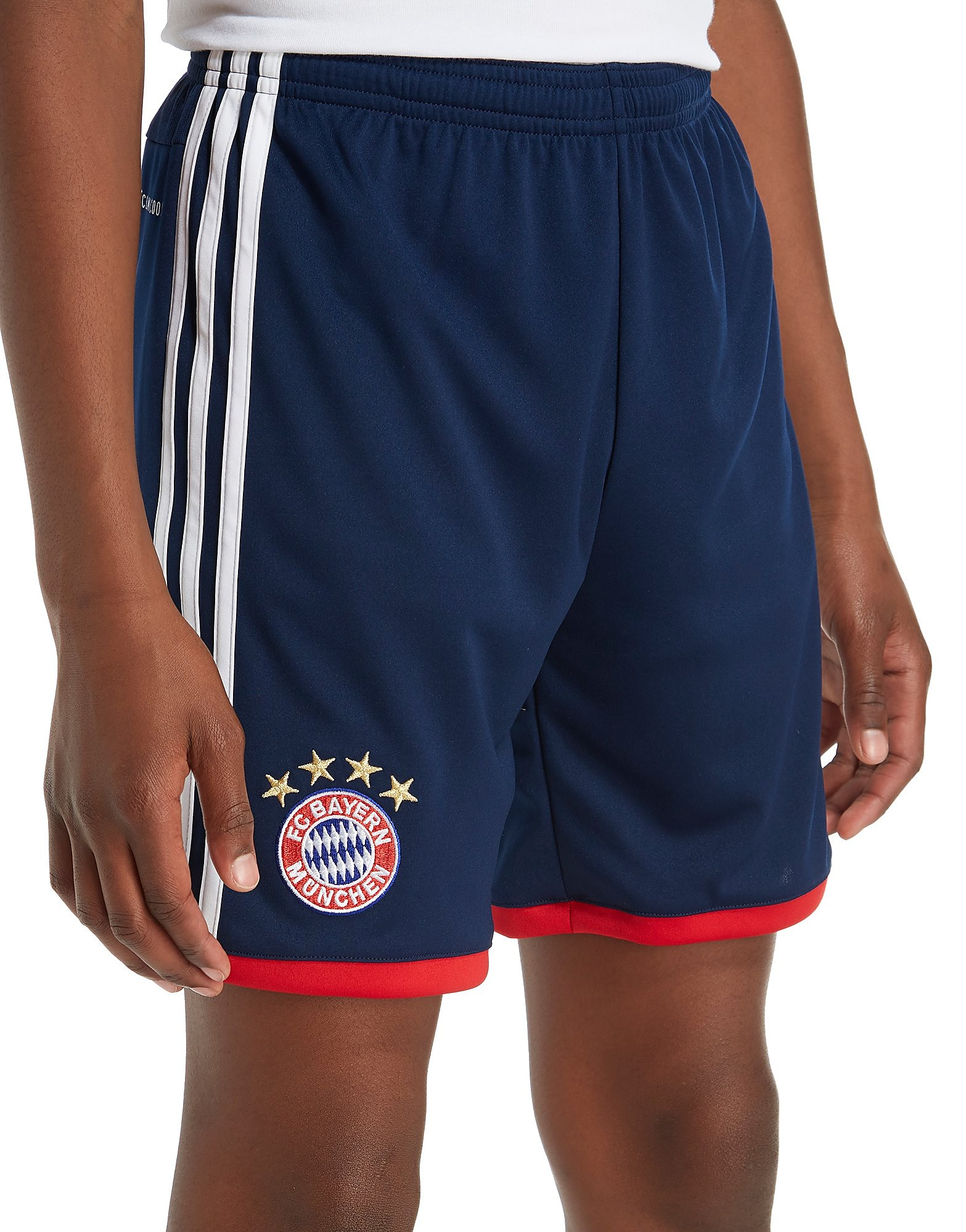 adidas FC Bayern Munich 2017/18 Replica Away Shorts