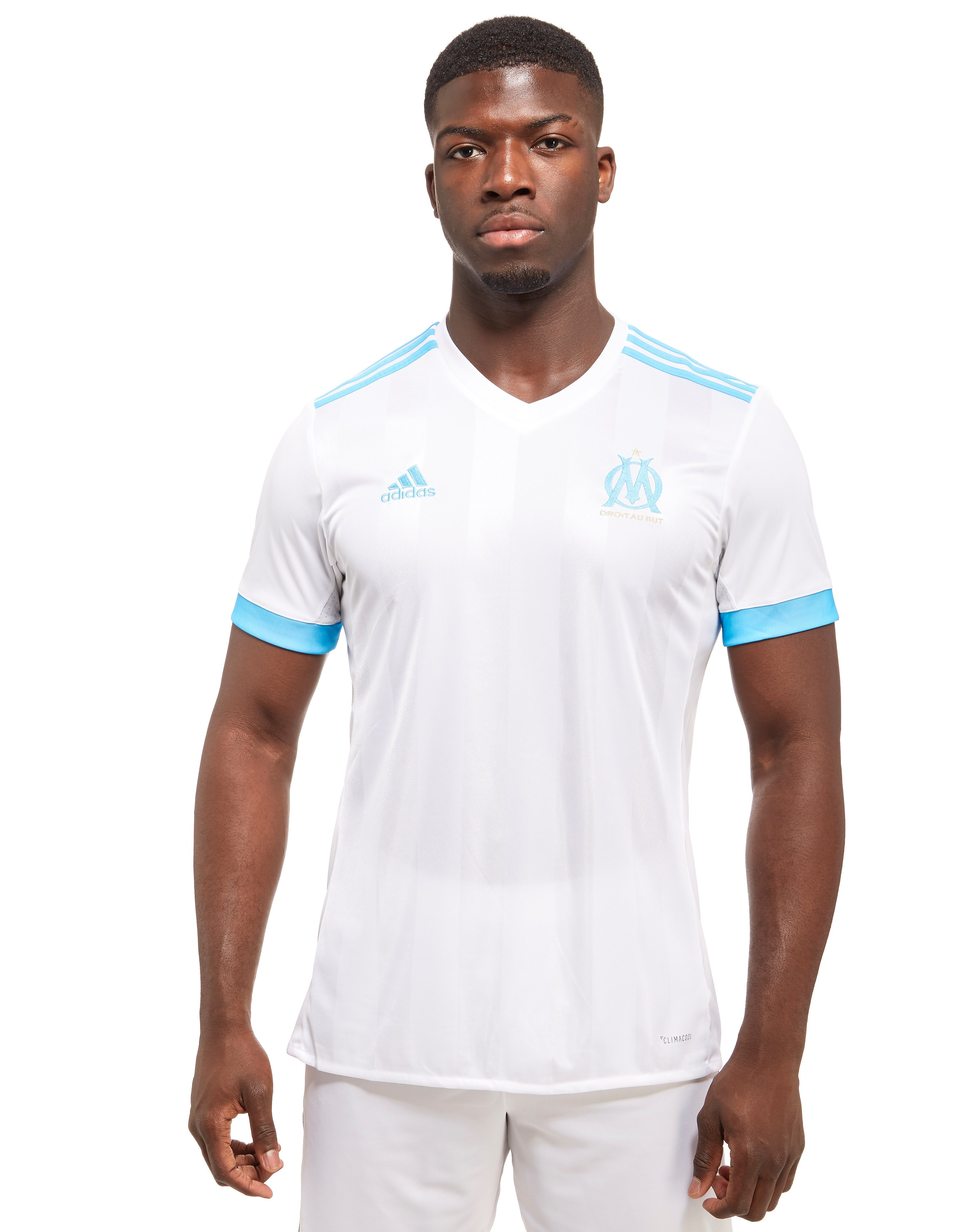 adidas Olympique Marseille 2017/18 Home Shirt