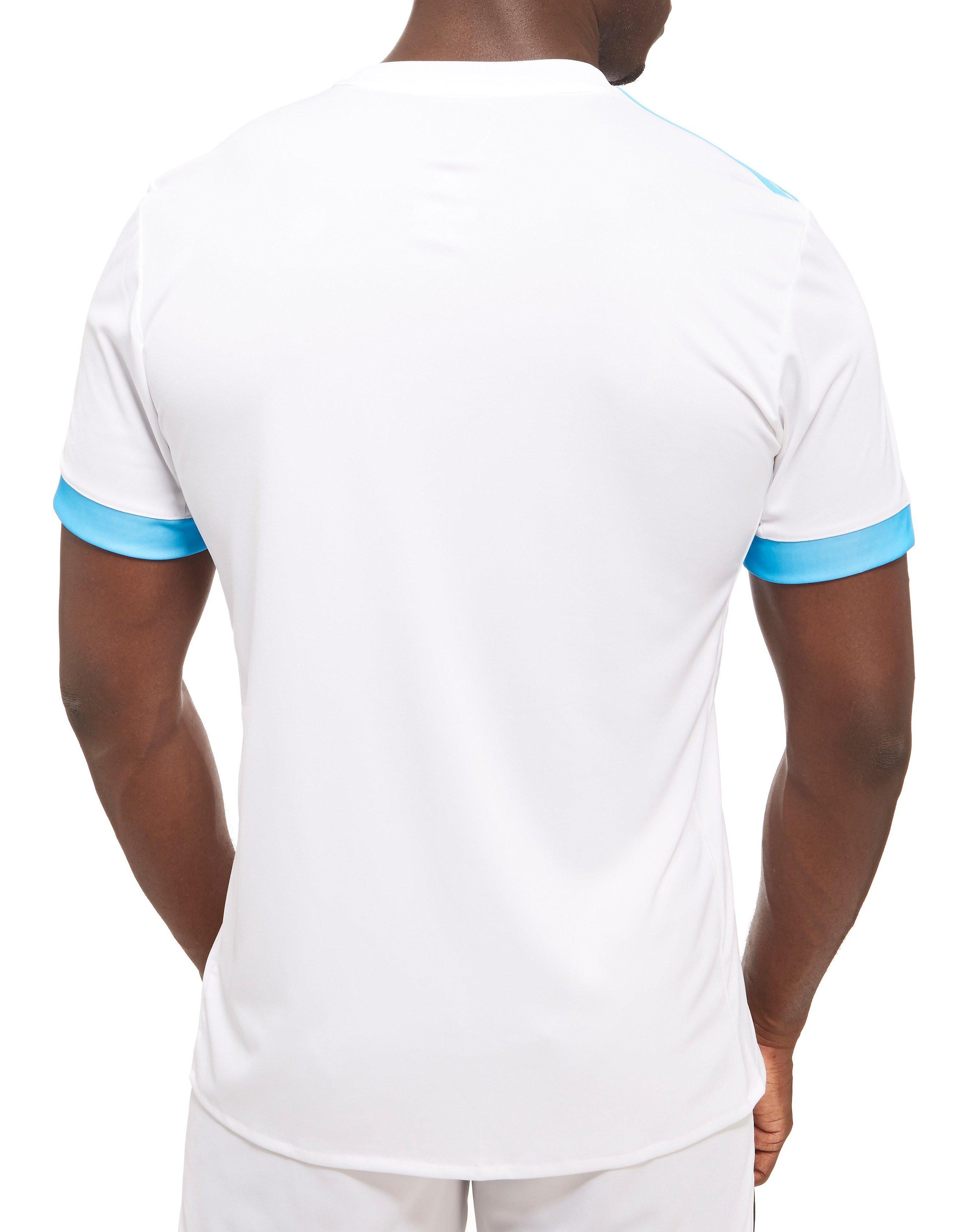 adidas Marseille 2017/18 Home Shirt