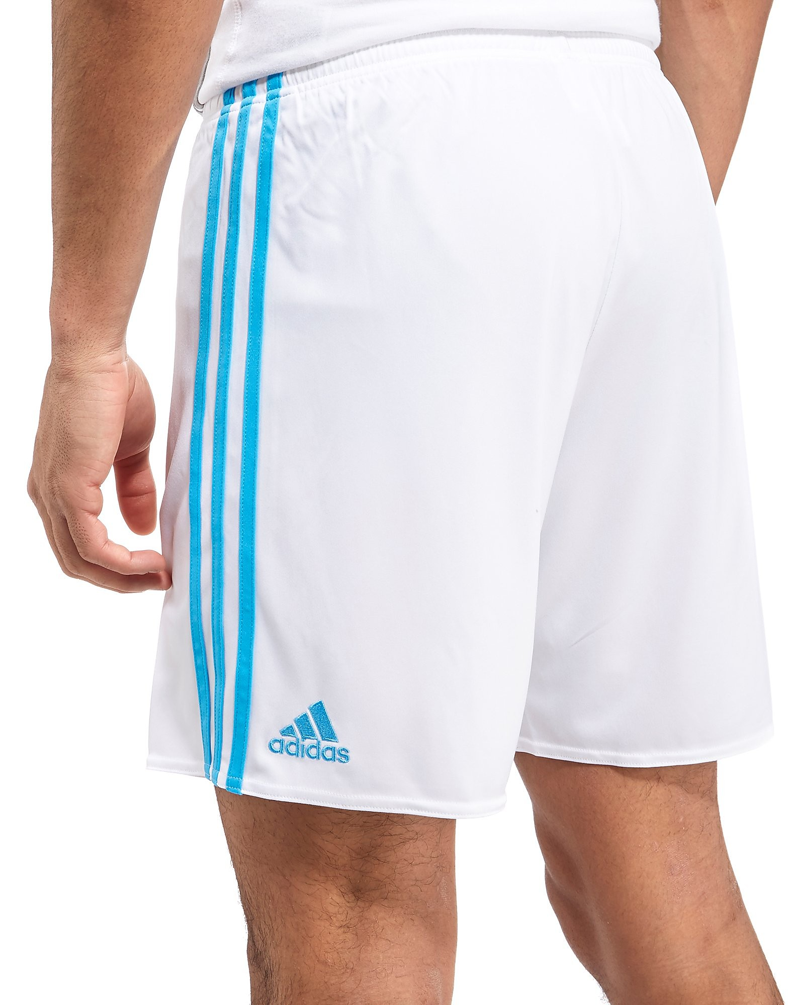 adidas Olympique Marseille 2017/18 Home Shorts