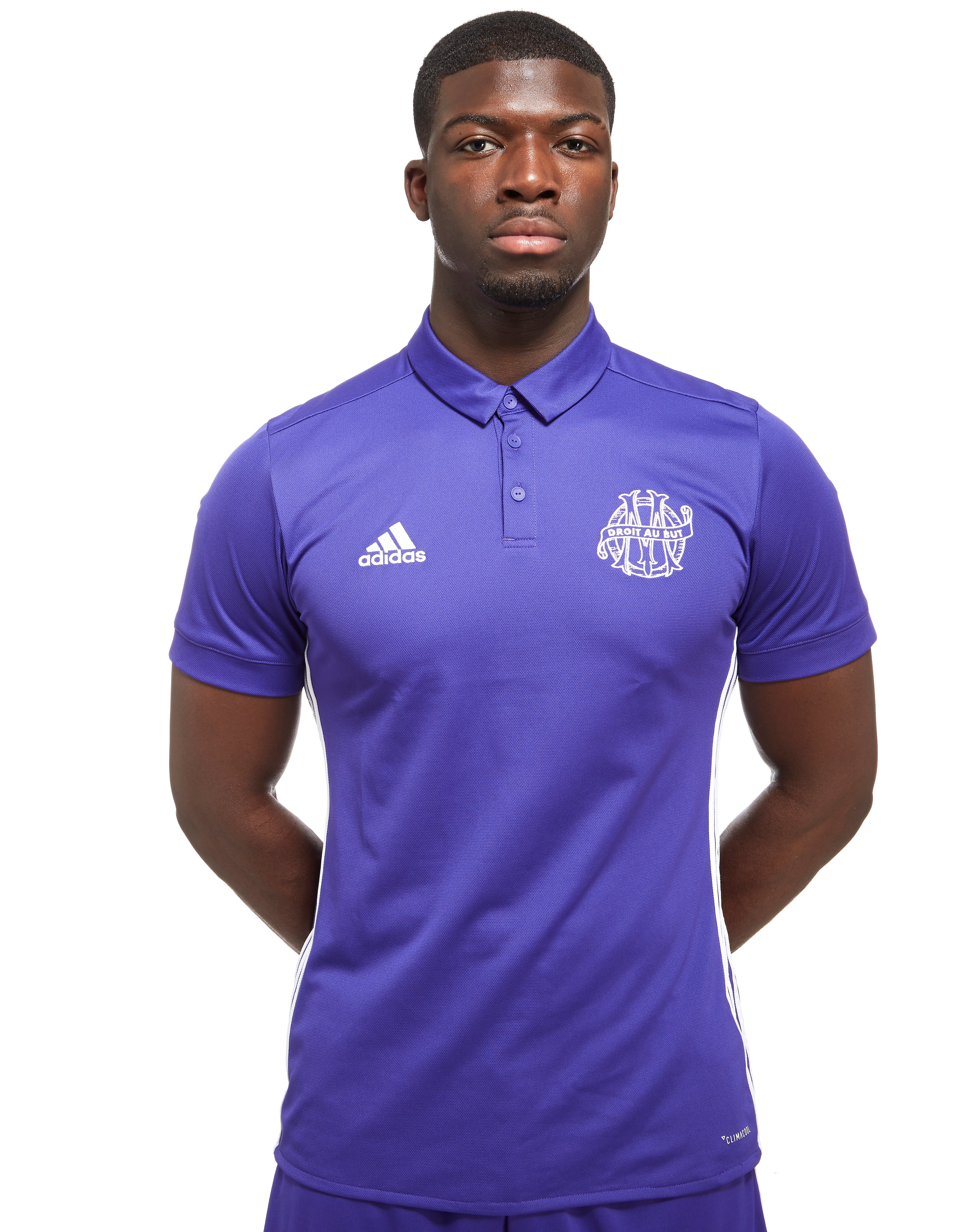 adidas Maillot Olympique de Marseille 2017/2018 Homme