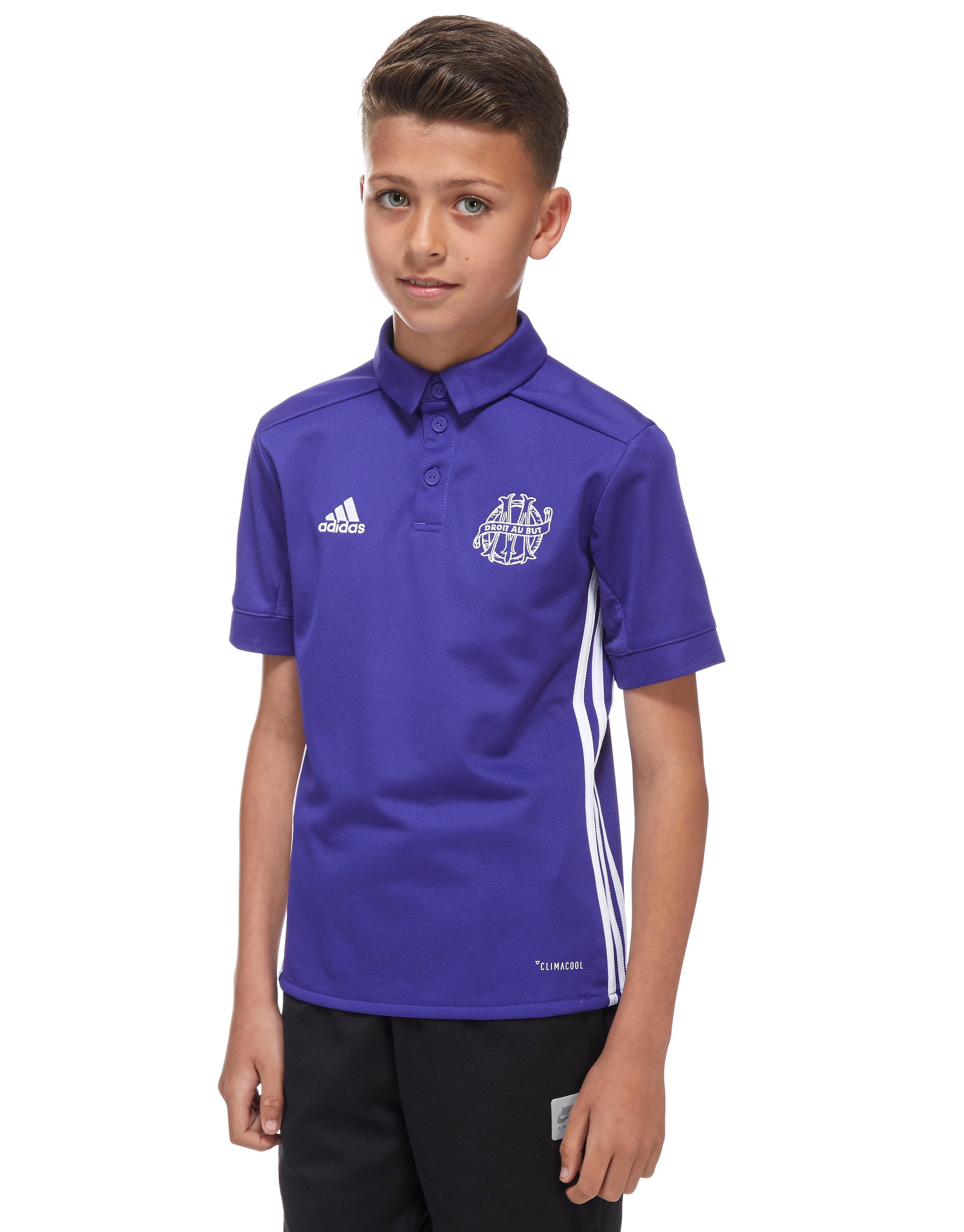 adidas Olympique Marseille 2017/18 Third Shirt Junior