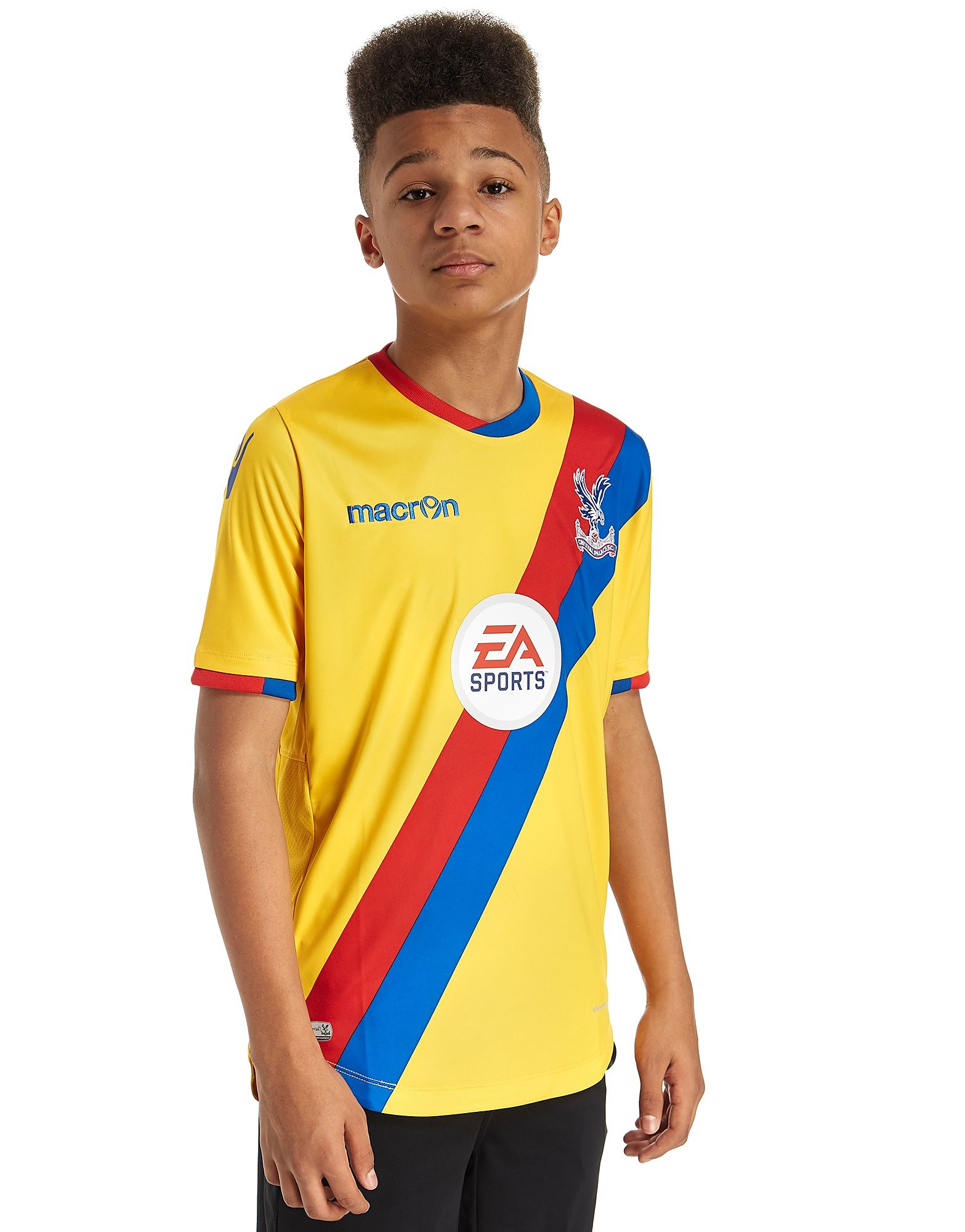 Macron Crystal Palace 2016/17 Away Shirt Junior