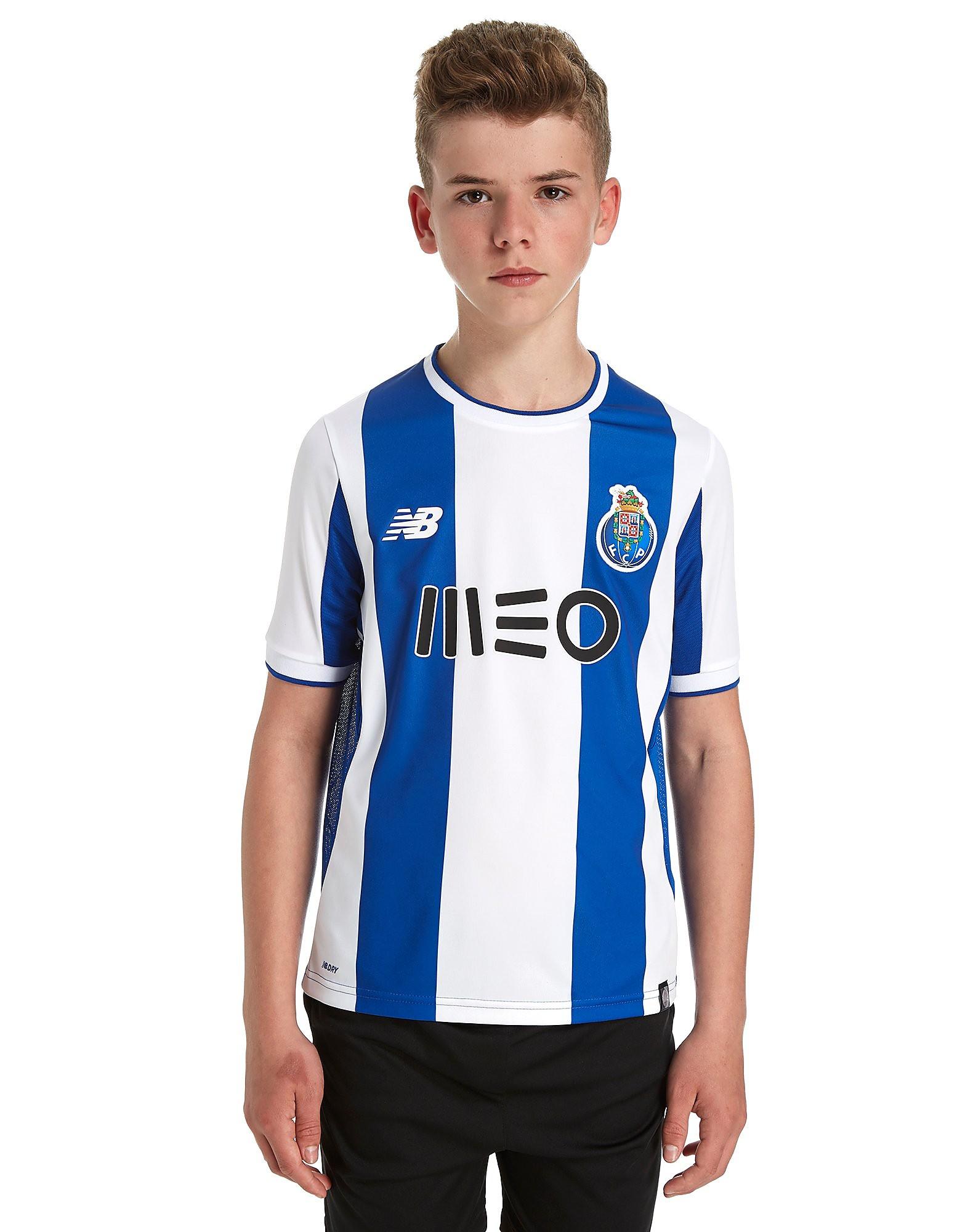 New Balance Porto 2017/18 Home Shirt Junior