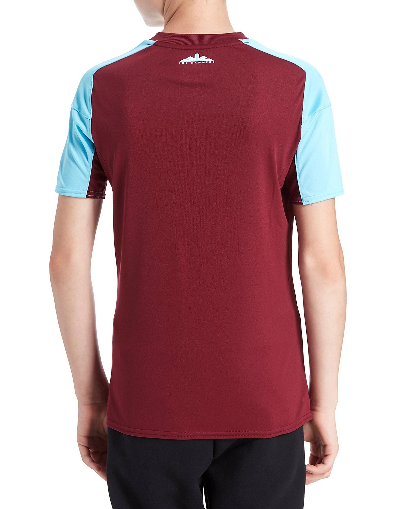 Umbro West Ham United 2017/18 Home Shirt Jnr PRE ORDER
