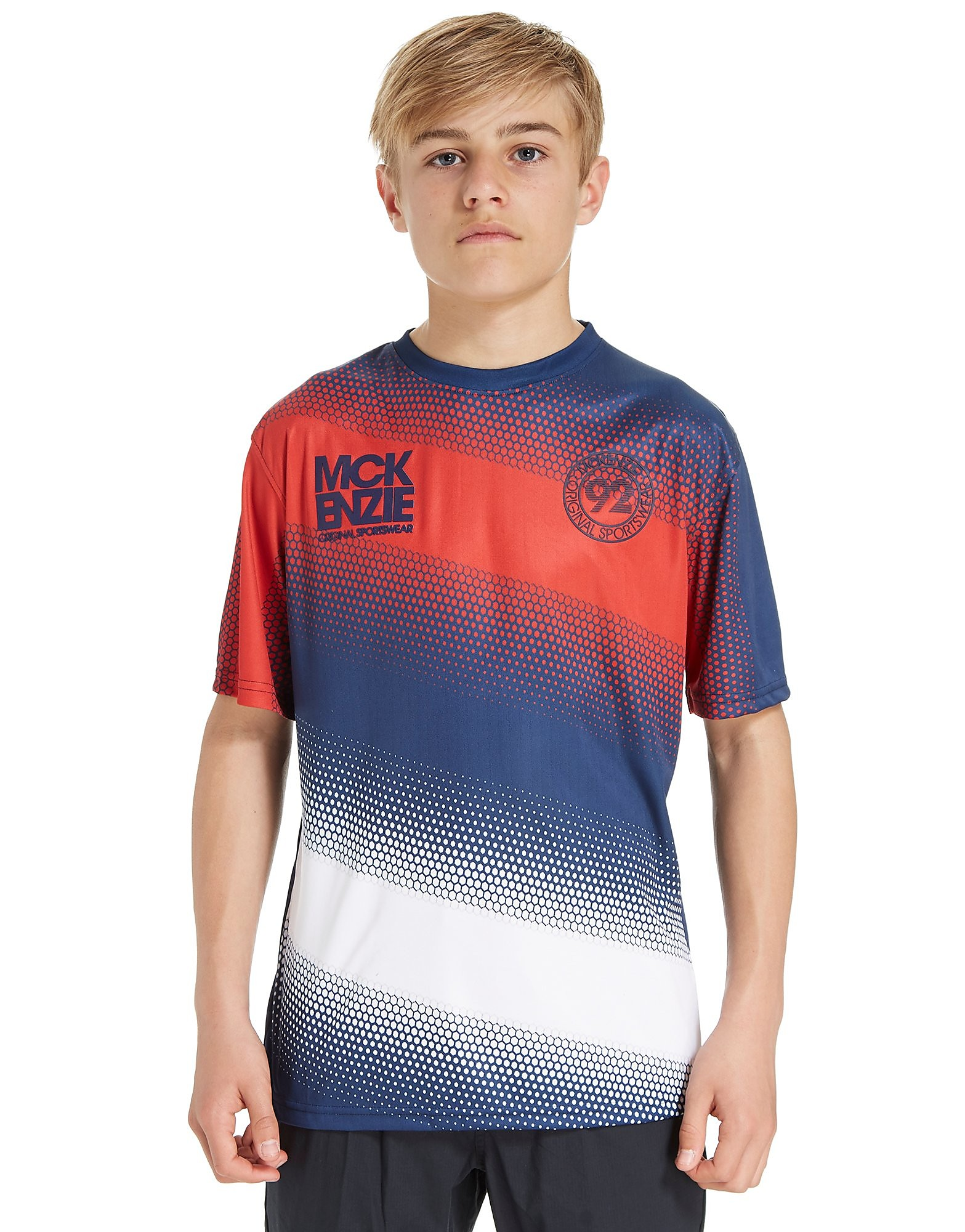 McKenzie Darwen Poly T-Shirt Junior