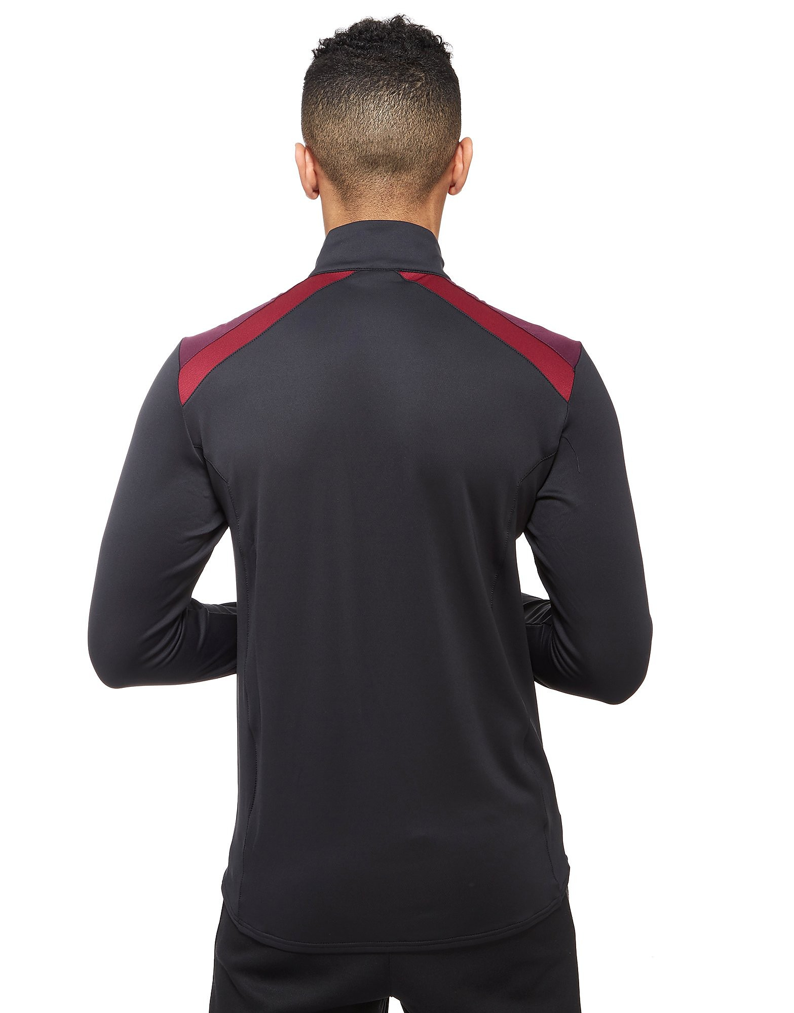 Umbro West Ham United Half Zip Training Top