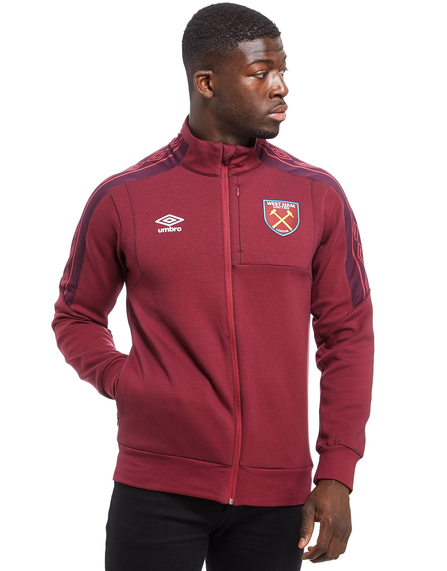 Umbro West Ham United Walkout Jacket