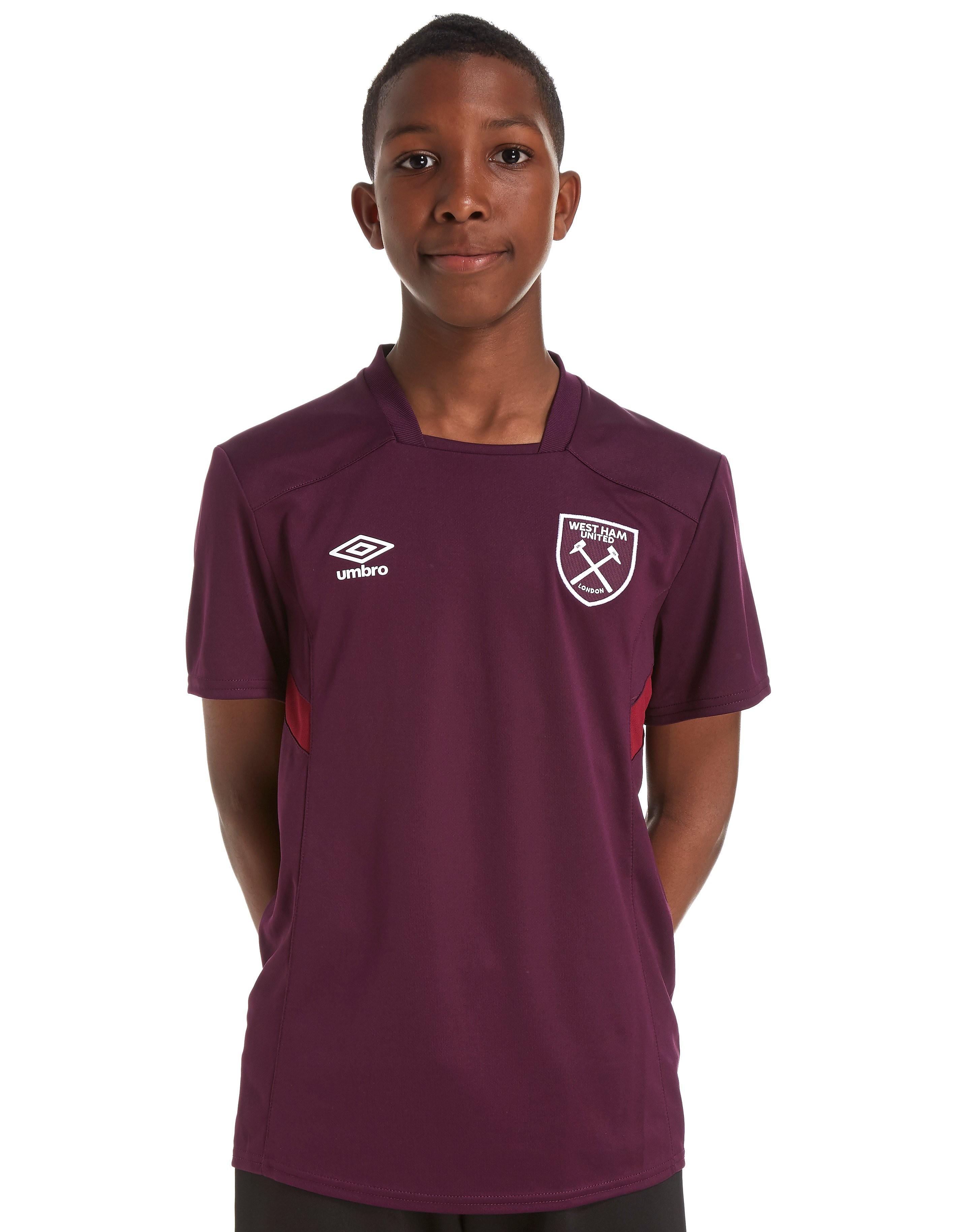 Umbro West Ham United Training Shirt Junior
