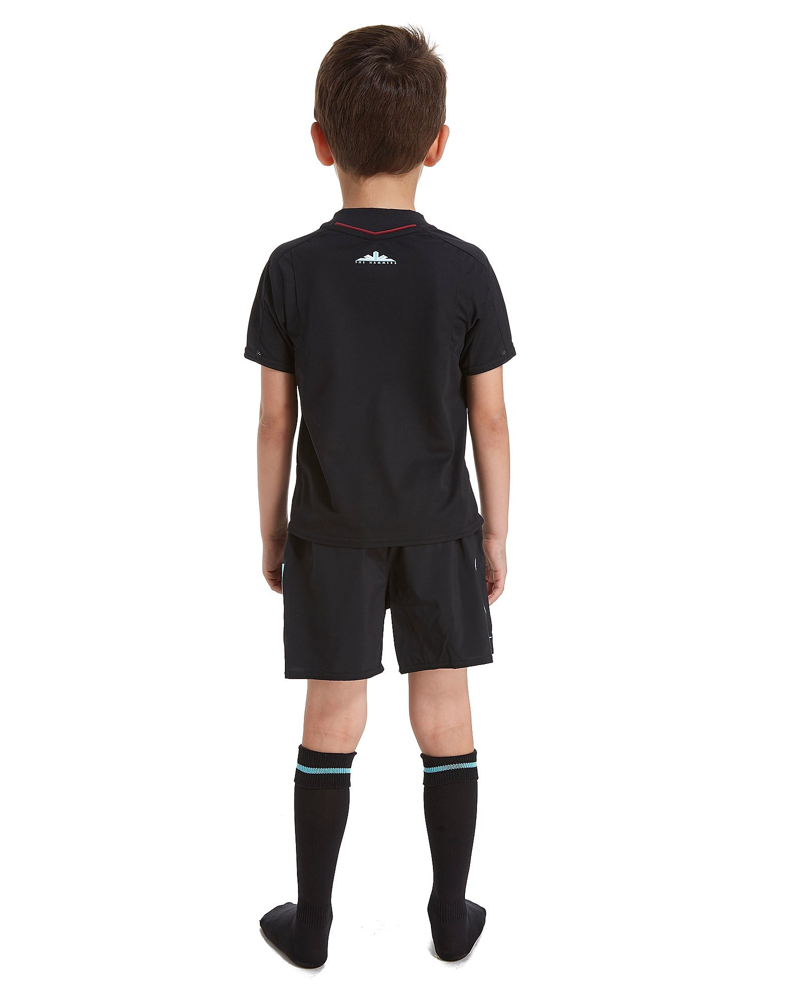 Umbro West Ham Utd 2017/18 Away Kit Children