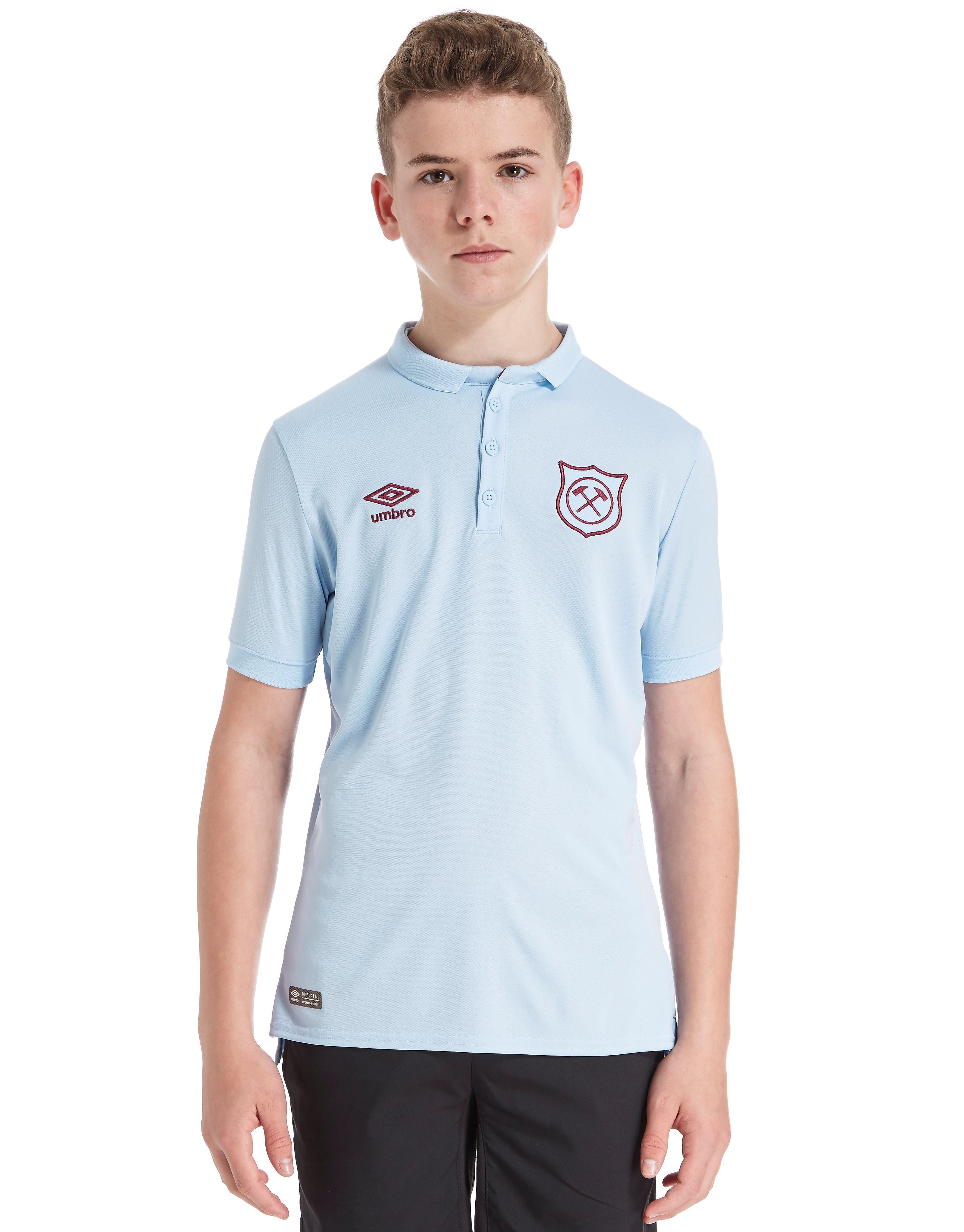 Umbro West Ham United 2017/18 Third Shirt Junior